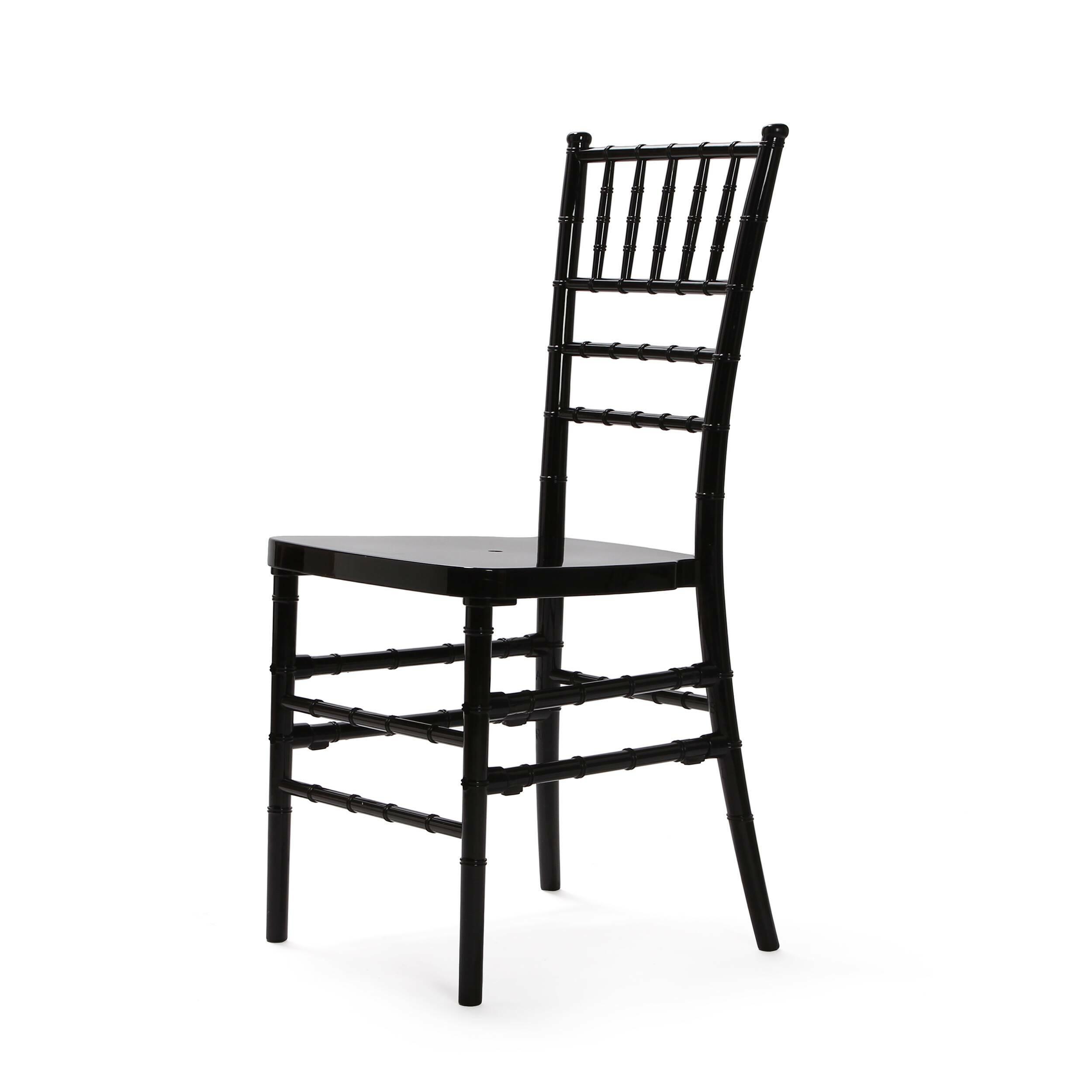Стул Chiavari IceИнтерьерные<br>Дизайнерский высокий однотонный стул Chiavari Ice (Chiavari Ice) из поликарбоната без подлокотников от Cosmo (Космо).<br><br>     Созданный еще в 2003 году дизайн стула Chiavary превратился практически в самостоятельный бренд. Эти стулья — завсегдатаи всех крупных праздничных чествований на северном континенте Америки. Когда у американцев речь заходит о Chiavari, никто не задается вопросом: «А что это?» Любому известны эти элегантные дизайнерские изделия с их запоминающимся дизайном. Однако они н...<br><br>stock: 7<br>Высота: 92<br>Высота сиденья: 45<br>Ширина: 47<br>Глубина: 42<br>Материал каркаса: Поликарбонат<br>Тип материала каркаса: Пластик<br>Цвет каркаса: Черный