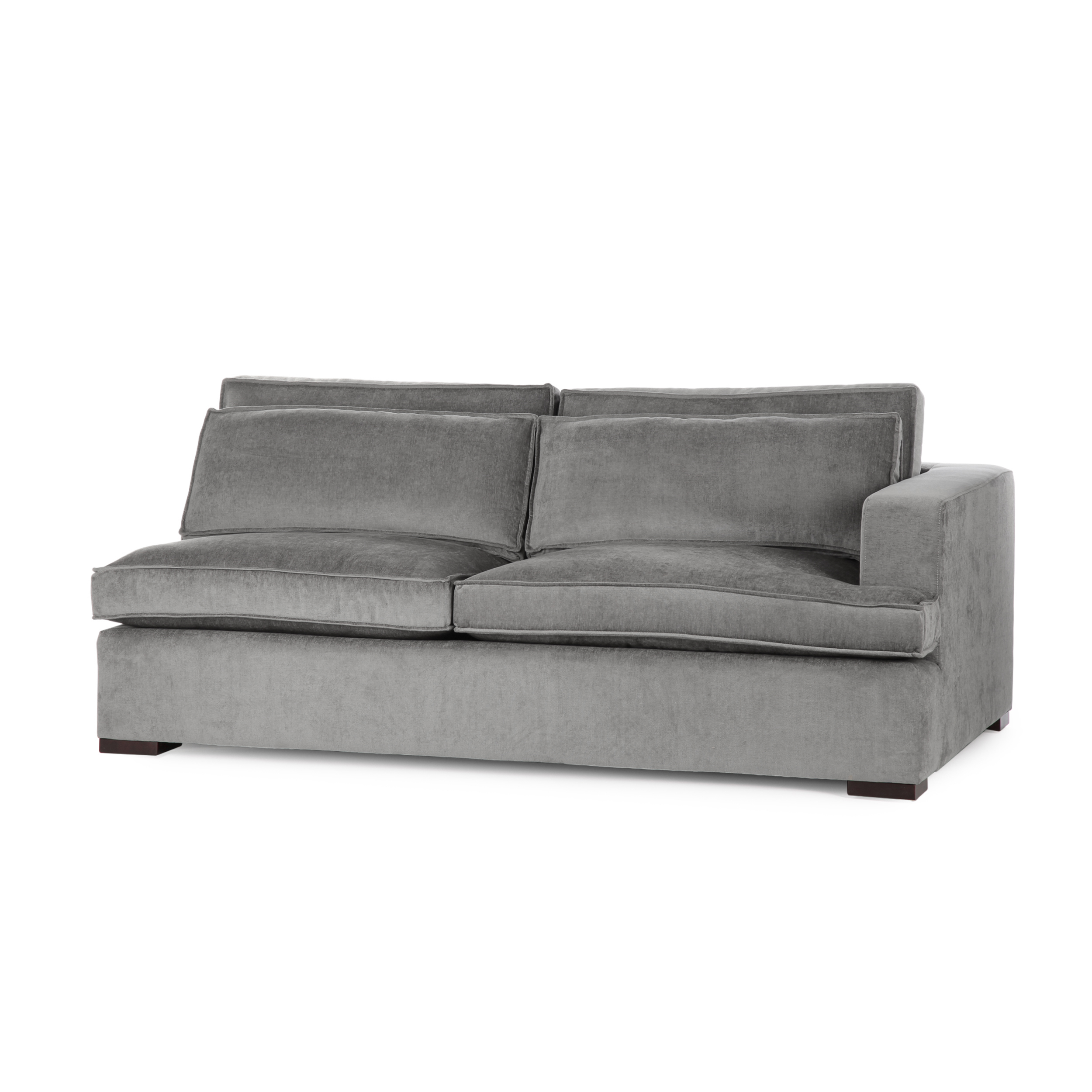 Элемент дивана правый SO086-2-20-RF Deep size King Loveseat RF Arm