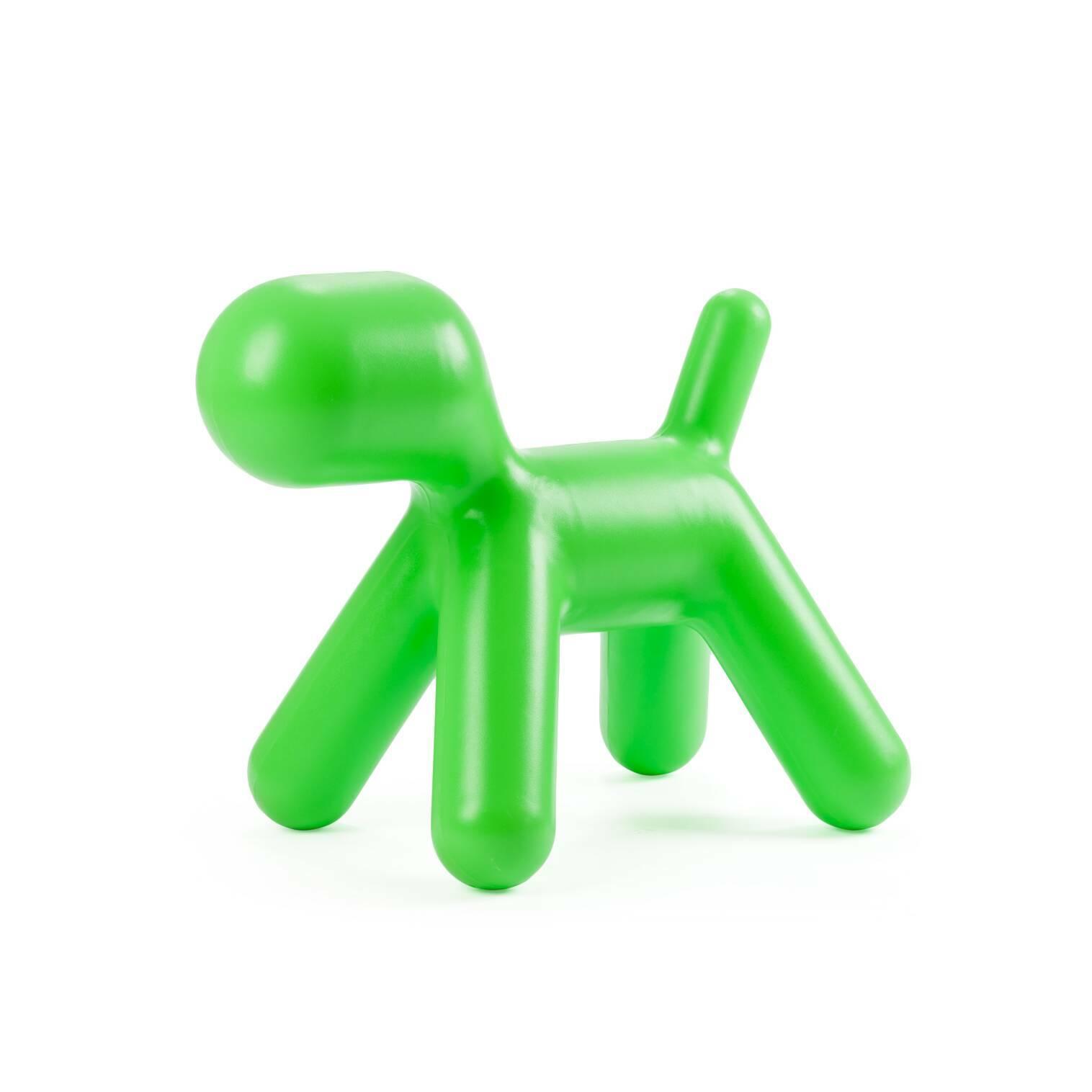 Детское кресло PuppyМебель для детей<br>Милое и забавное детское кресло Puppy — что может быть лучше для креативной и яркой детской. Ироничный подход к дизайну свойственен автору кресла Ээро Аарнио. Похоже, что Аарнио знает толк не только в дизайне, но и в воспитании детей.<br> <br> Финский дизайнер Ээро Аарнио является одним из величайших новаторов современного дизайна мебели. В 1960-х годах Ээро Аарнио экспериментировал со множеством различных материалов, среди которых были пластмасса, оптоволокно, пена и полиэтилен, с яркими цветами...<br><br>stock: 0<br>Высота: 55<br>Ширина: 42<br>Глубина: 70<br>Материал каркаса: Пластик<br>Цвет каркаса: Зеленый