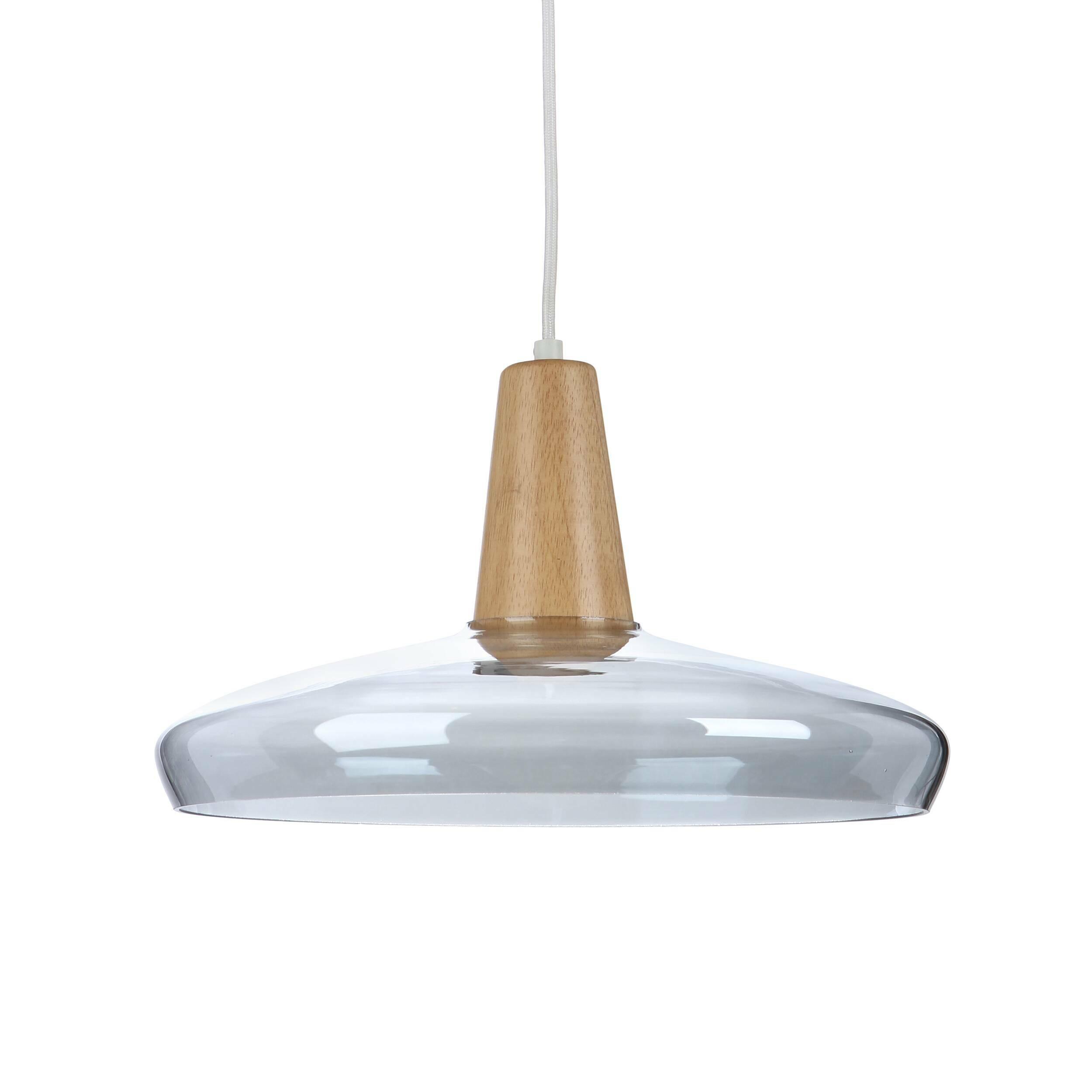 Подвесной светильник Industrial диаметр 37,5Подвесные<br>Подвесной светильник Industrial диаметр 37,5 — одна из моделей одноименной коллекции. Каждый из светильников линейки отличается формой и диаметром, но выполнен из одних и тех же материалов. Единая стилистика помогает использовать сразу несколько моделей в одном помещении. Многоуровневое освещение — это популярное в современном дизайне явление. Интерьер с ярусной подсветкой выглядит всегда ярко и стильно.<br><br><br> Коллекция выполнена в стиле эко — все отобранные для производства материалы име...<br><br>stock: 4<br>Высота: 180<br>Диаметр: 37,5<br>Материал абажура: Стекло<br>Материал арматуры: Дерево<br>Мощность лампы: 5<br>Ламп в комплекте: Нет<br>Напряжение: 220<br>Тип лампы/цоколь: LED<br>Цвет абажура: Синий