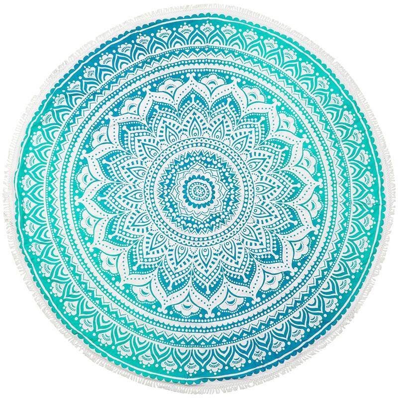 Пляжный коврик мандала MALIBU (47160359)