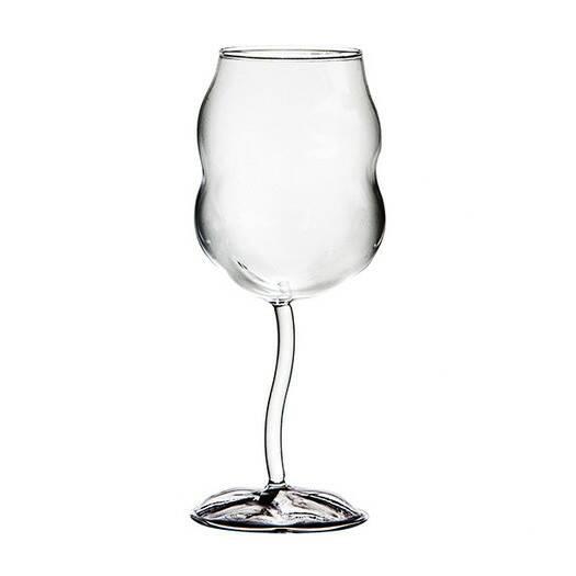 Бокал Bobbled высота 19,5 бокалы из муранского стекла в киеве