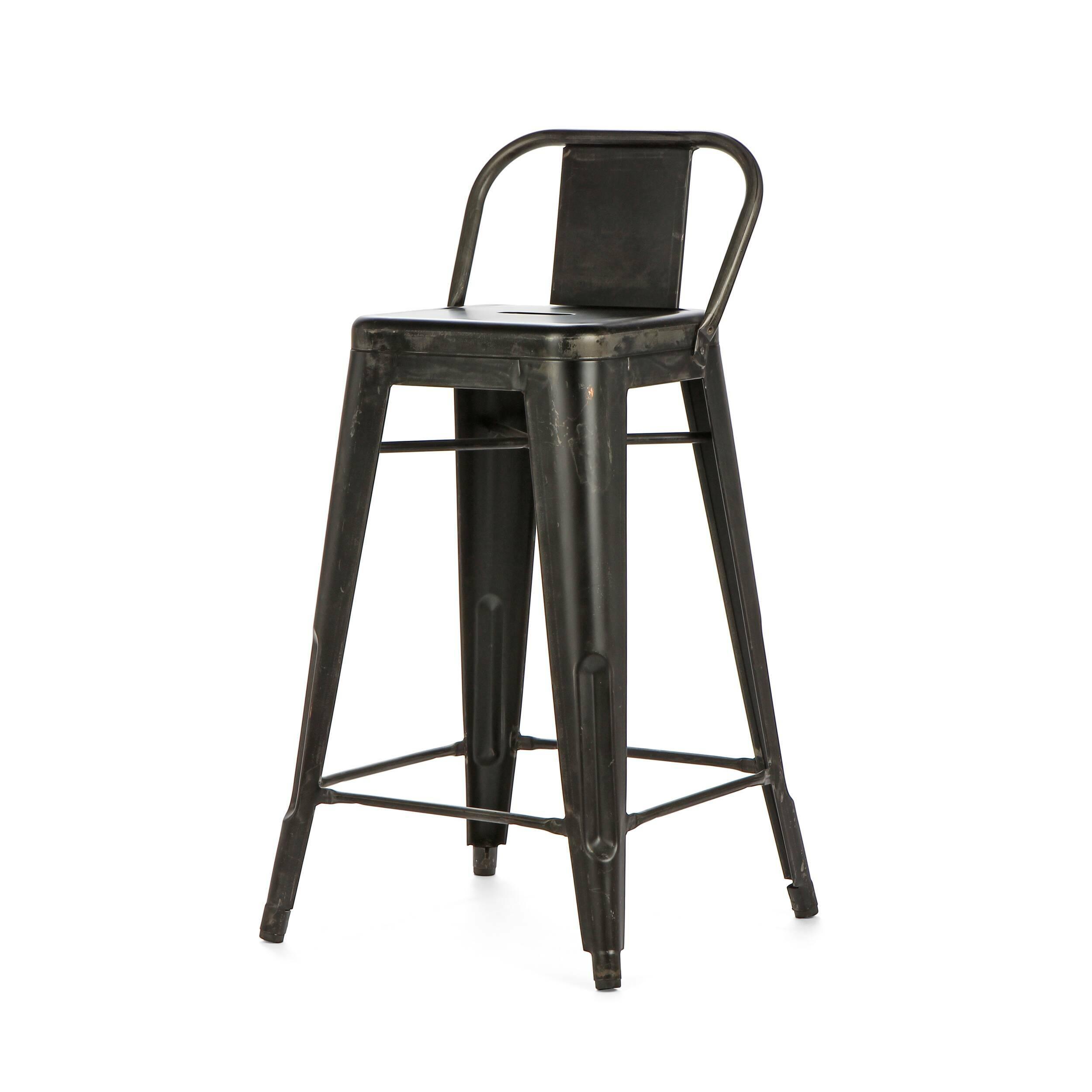 Барный стул Low Back Tolix