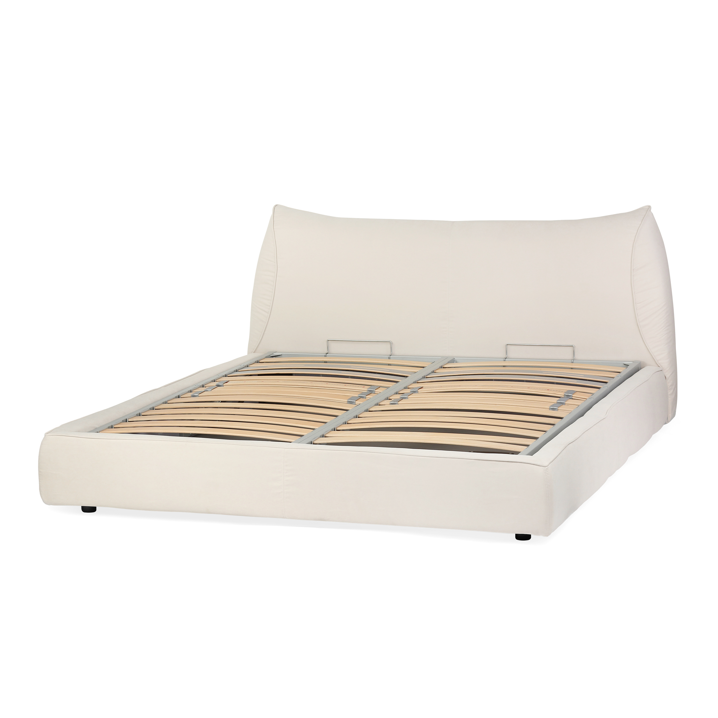 Кровать SMOOTH 180x200 BED WITH PRATIK STORAGE