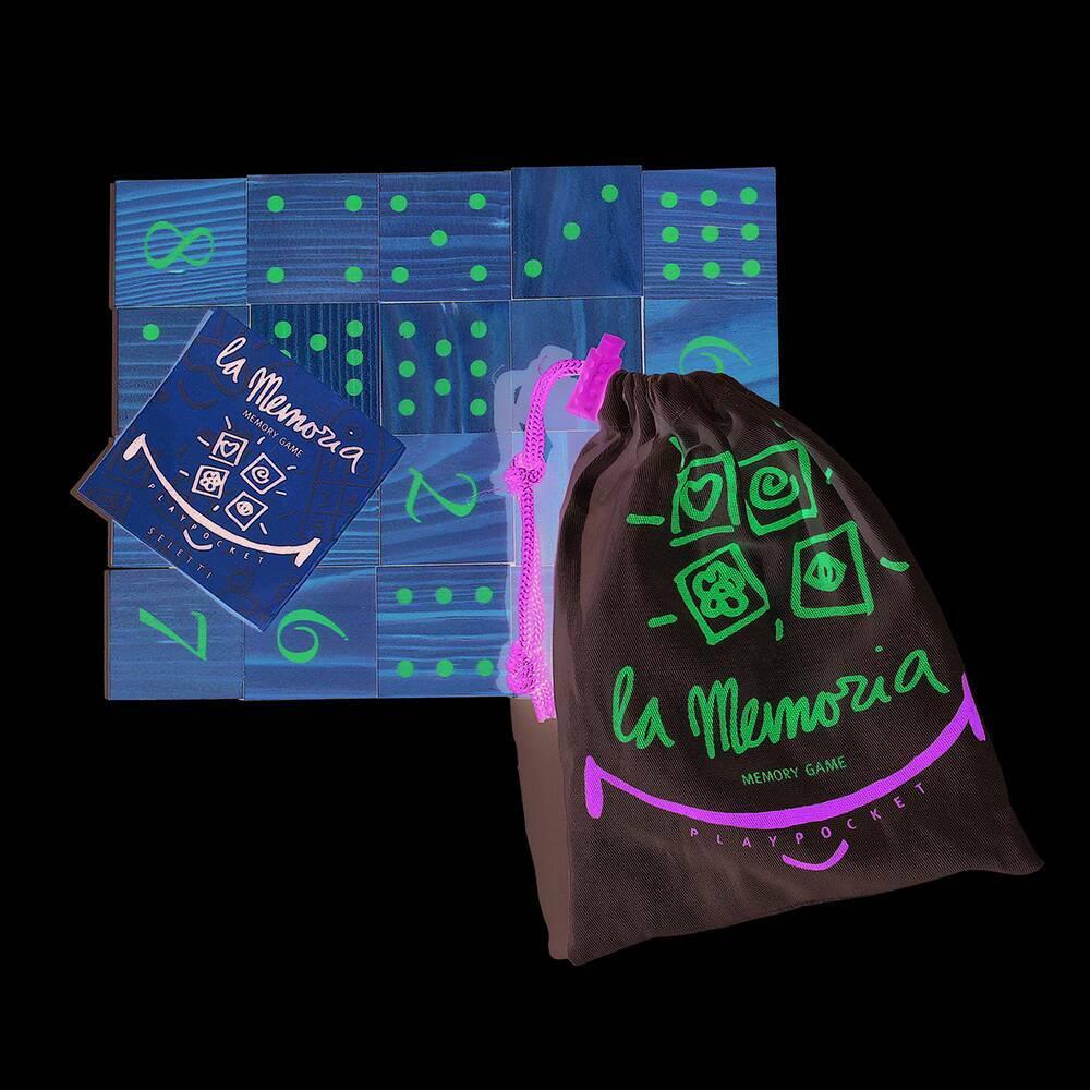 Купить Игра The Memory Game, Seletti, Картон