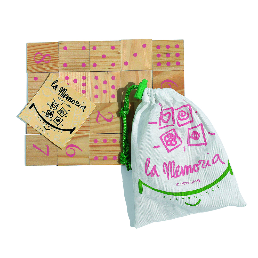 Игра The Memory GameРазное<br>Настольная игра The Memory Game (Ве Мемори Гейм) из картона с чехлом для хранения от Seletti (Селетти).<br>Новинка от компании Seletti — настольная игра The Memory Game (в переводе с английского — «игра на развитие памяти»). В комплект игры входит описание правил на двух языках, удобный чехол для хранения и игровые фишки. Играть в The Memory Game можно как одному, так и в веселой компании друзей и близких. Она способна снять стресс и поднять настроение игрокам и наблюдающим вне зависимости от в...<br><br>stock: 15<br>Материал: Картон