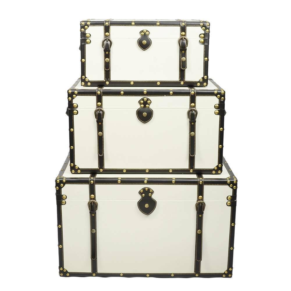 Контейнеры BauleРазное<br>BaГ№le (в переводе с итальянского — «сундук») — это модные контейнеры для хранения, стилизованные под винтаж и созданные для романского, античного стилей интерьера. Элегантные и утонченные контейнеры BaГ№le выполнены из материалов отличнейшего качества. Основной материал — прочное, но дышащее хлопковое полотно, обрамленное кожаными вставками вдоль граней сундуков. <br> <br> Сфер использования сундуков безграничное множество. Их можно использовать в качестве подставки для бытовой техники и...<br><br>stock: 0<br>Высота: 40<br>Ширина: 43<br>Материал: МДФ<br>Длина: 69