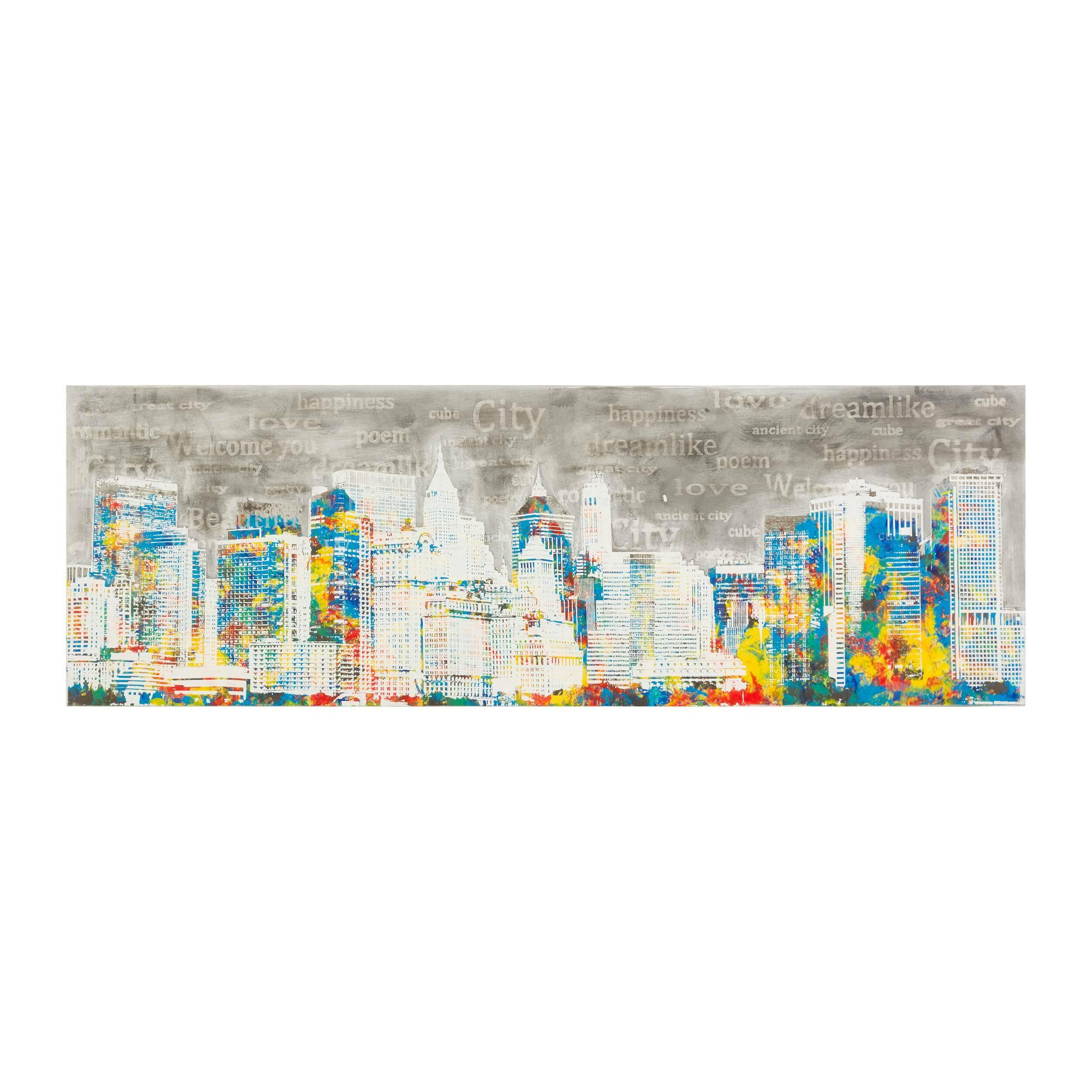 Купить Картина YB17-012, Cosmo, Разноцветный