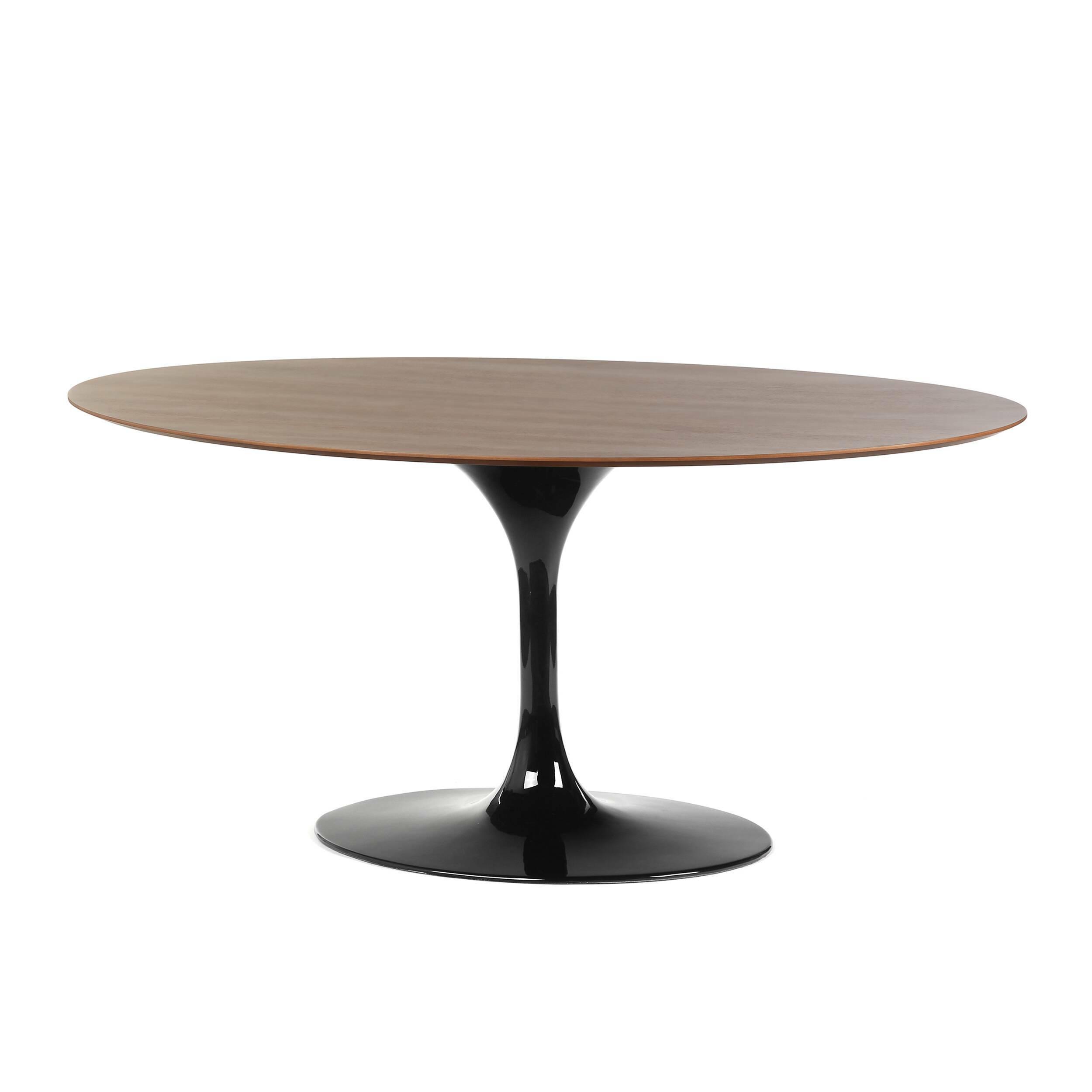 Стол обеденный овальный DT6138D
