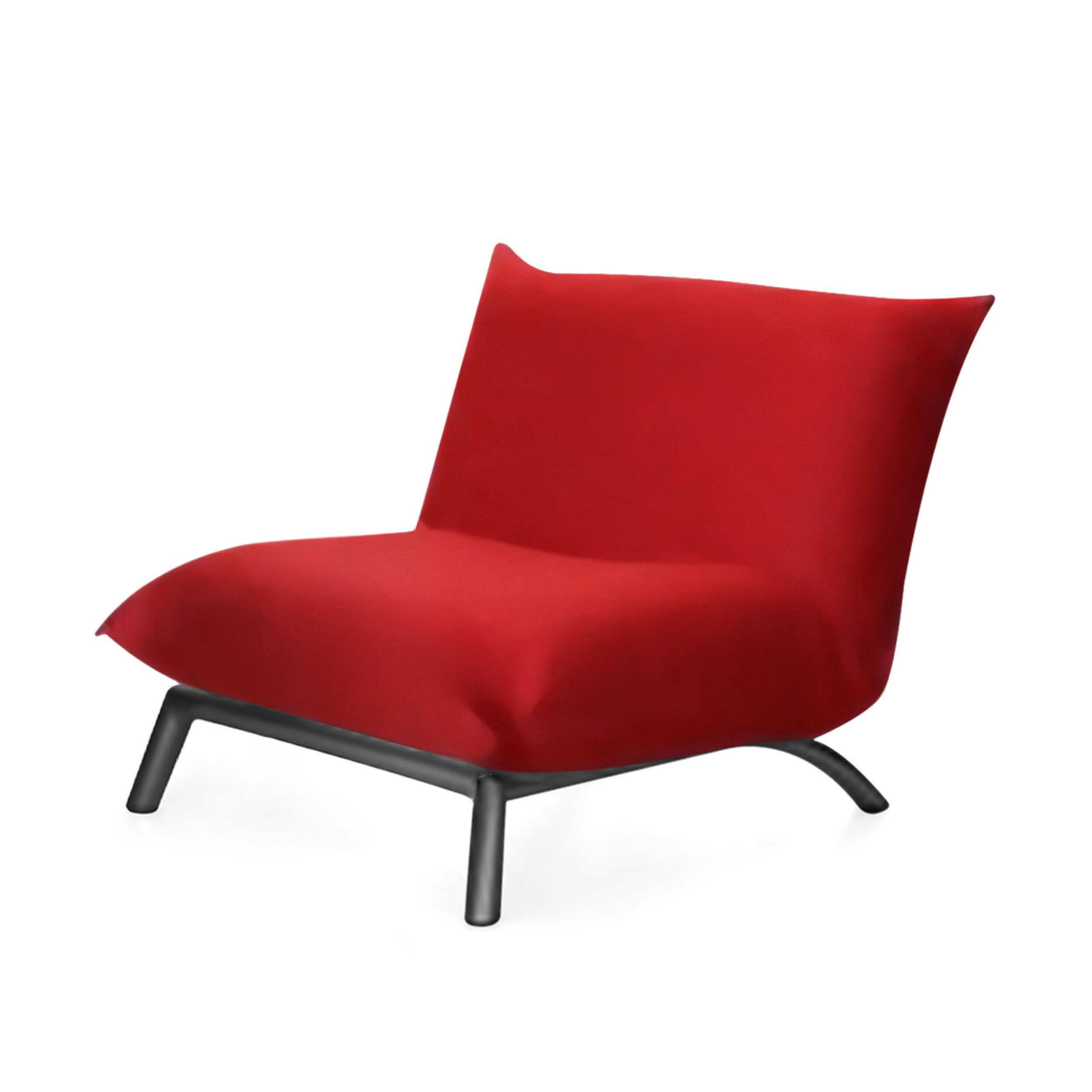 Купить Чехол для кресла Soft Line Delta Vision Red Fabric 448, Softline
