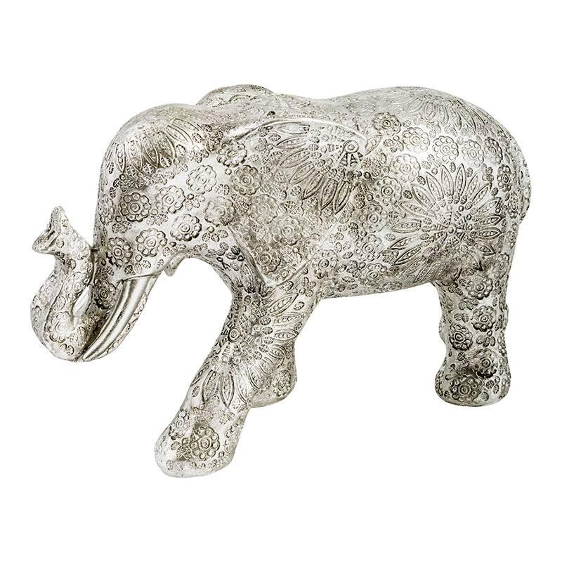 Купить Статуэтка NOOR (89025360581), Cosmo, серебро, Полирезин