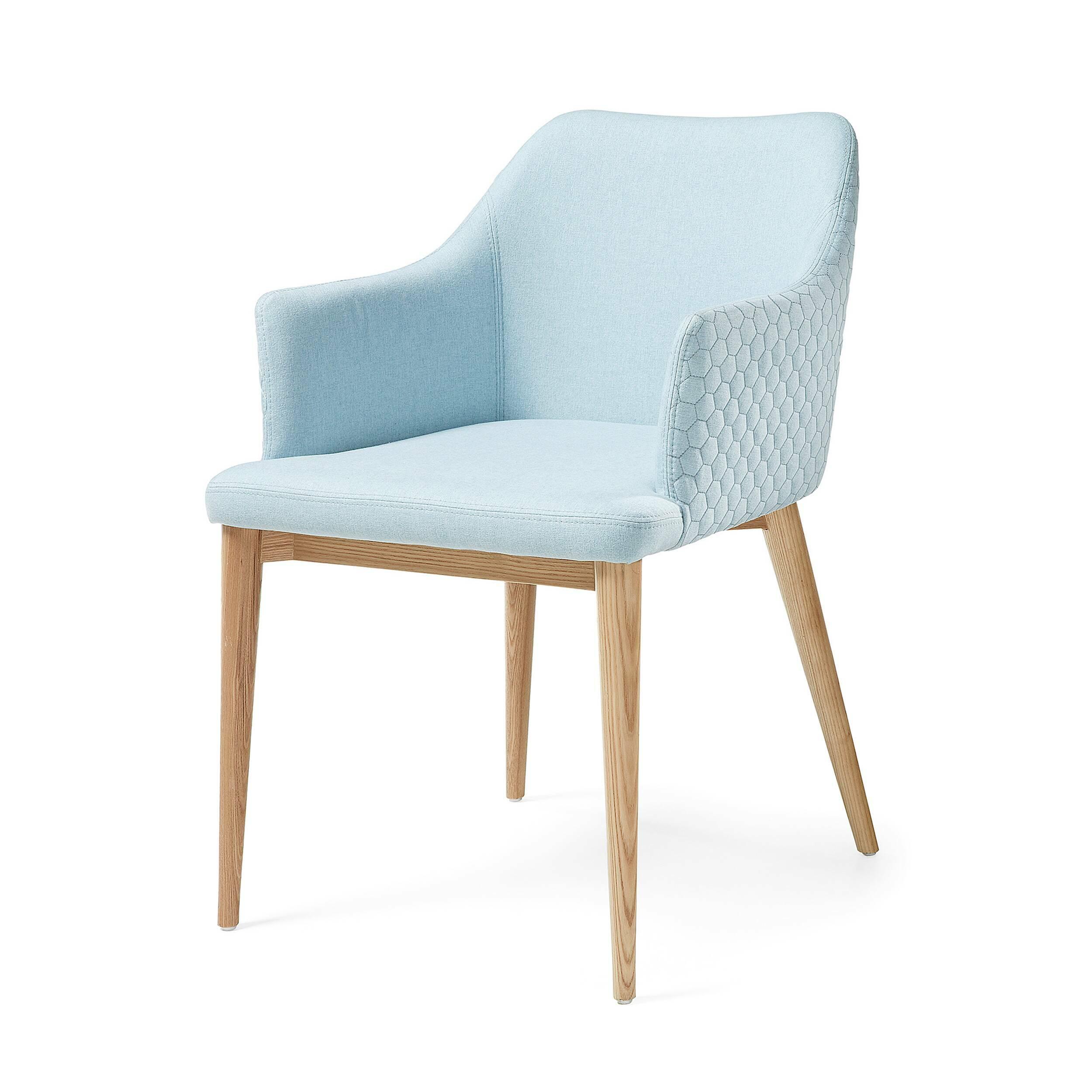 Кресло Danai голубое