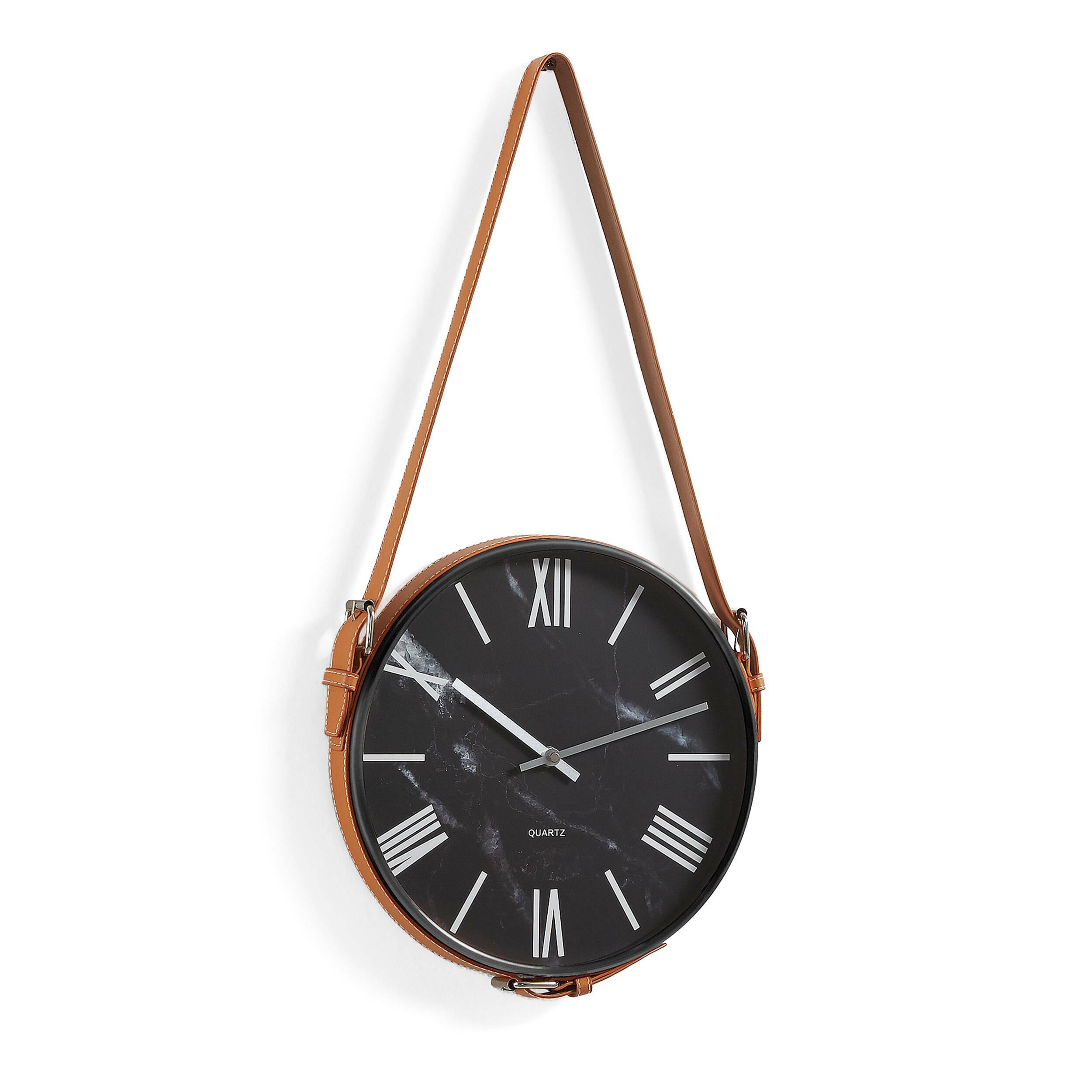 Настенные часы MELLIE черный