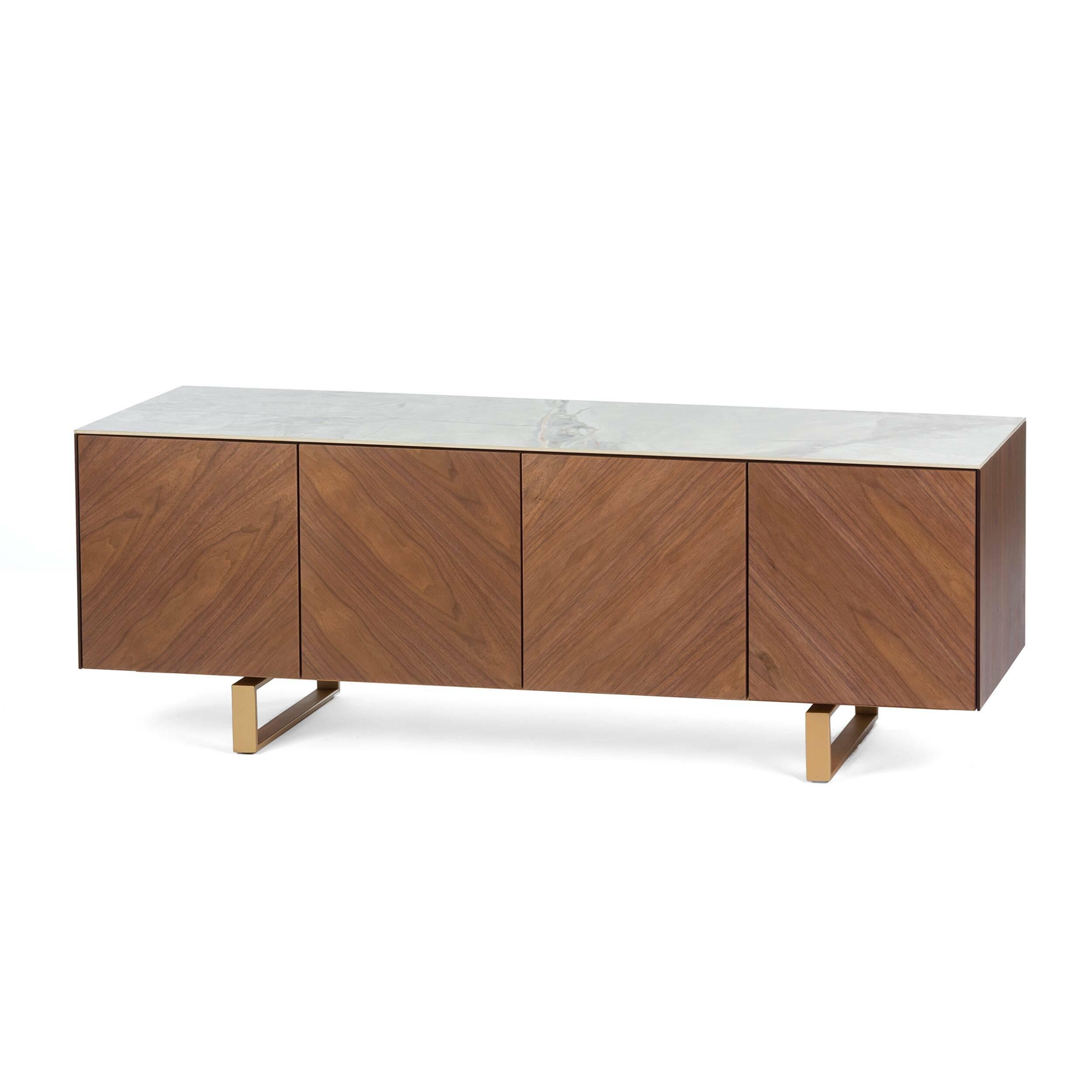 ТВ-консоль Adagio купить в интернет-магазине дизайнерской мебели Cosmorelax.Ru