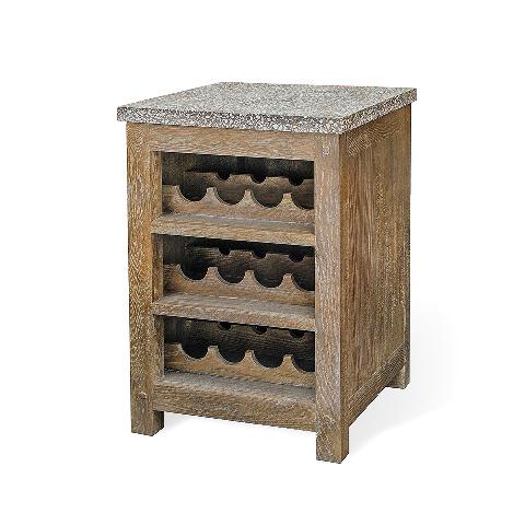 Купить Буфет Морна (FD7617), Roomers, old oak, массив дуба, мрамор