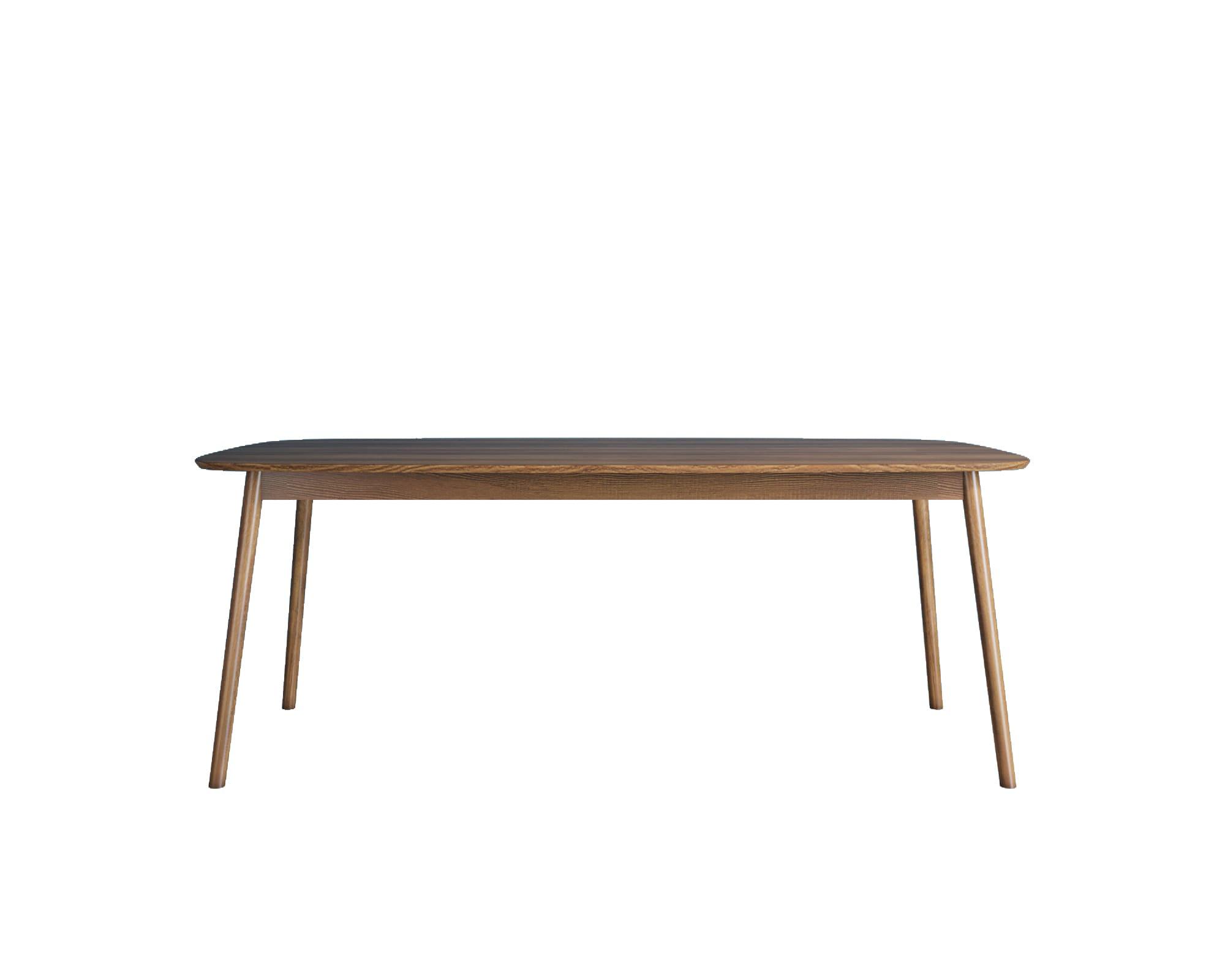 Обеденный стол Klermon купить в интернет-магазине дизайнерской мебели Cosmorelax.Ru
