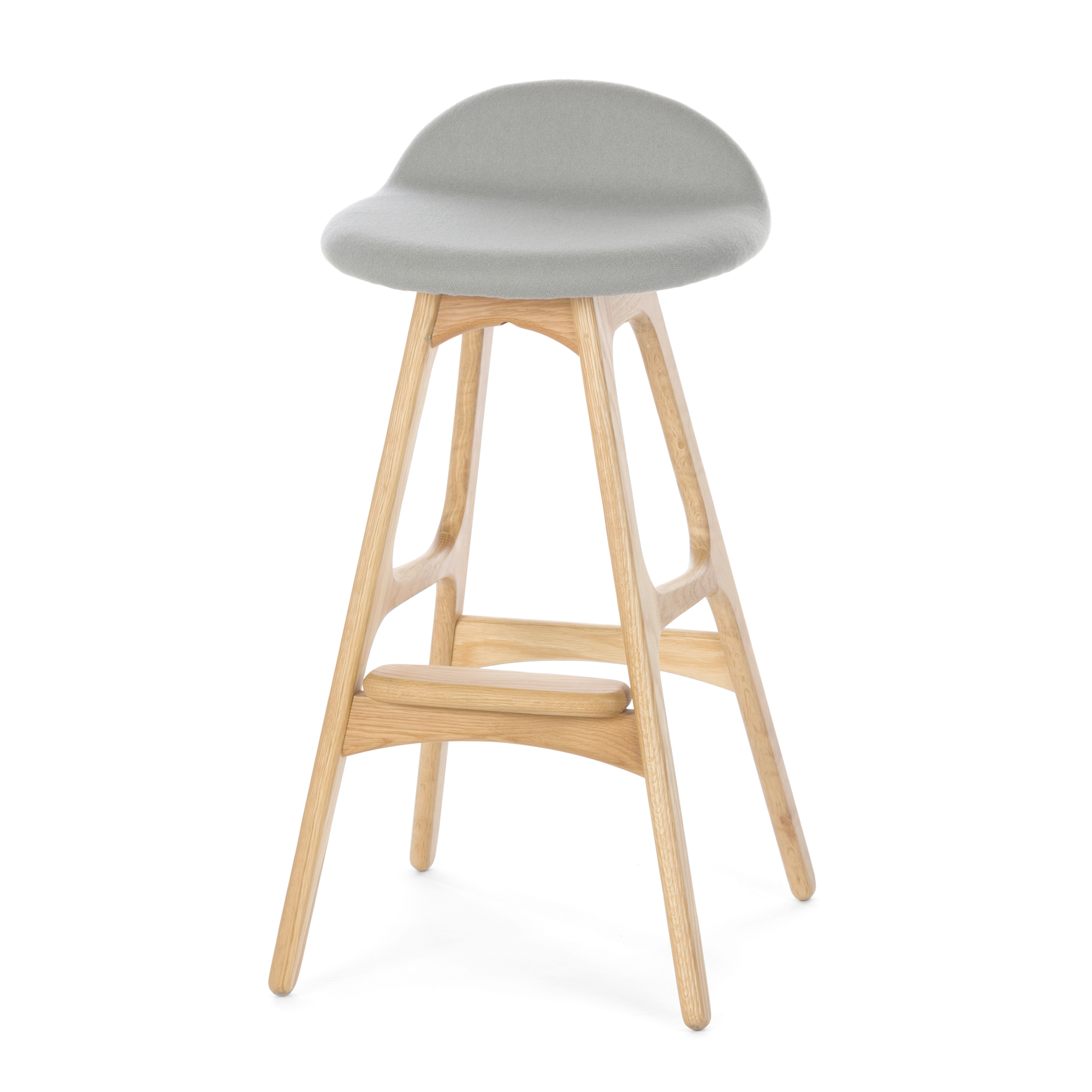 Барный стул Buch 2 купить в интернет-магазине дизайнерской мебели Cosmorelax.Ru