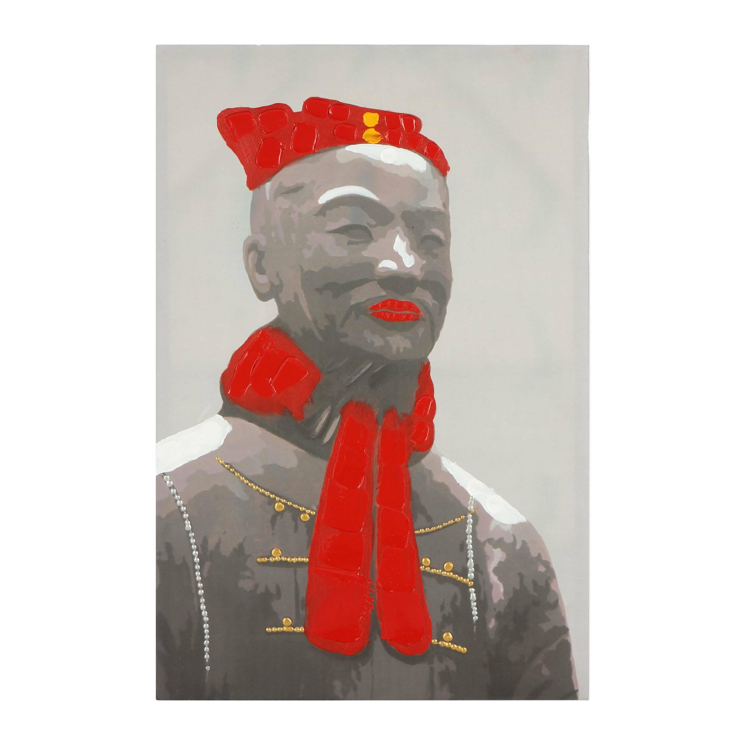 Картина Chineese Dandy валентин дикуль упражнения для позвоночника для тех кто в пути
