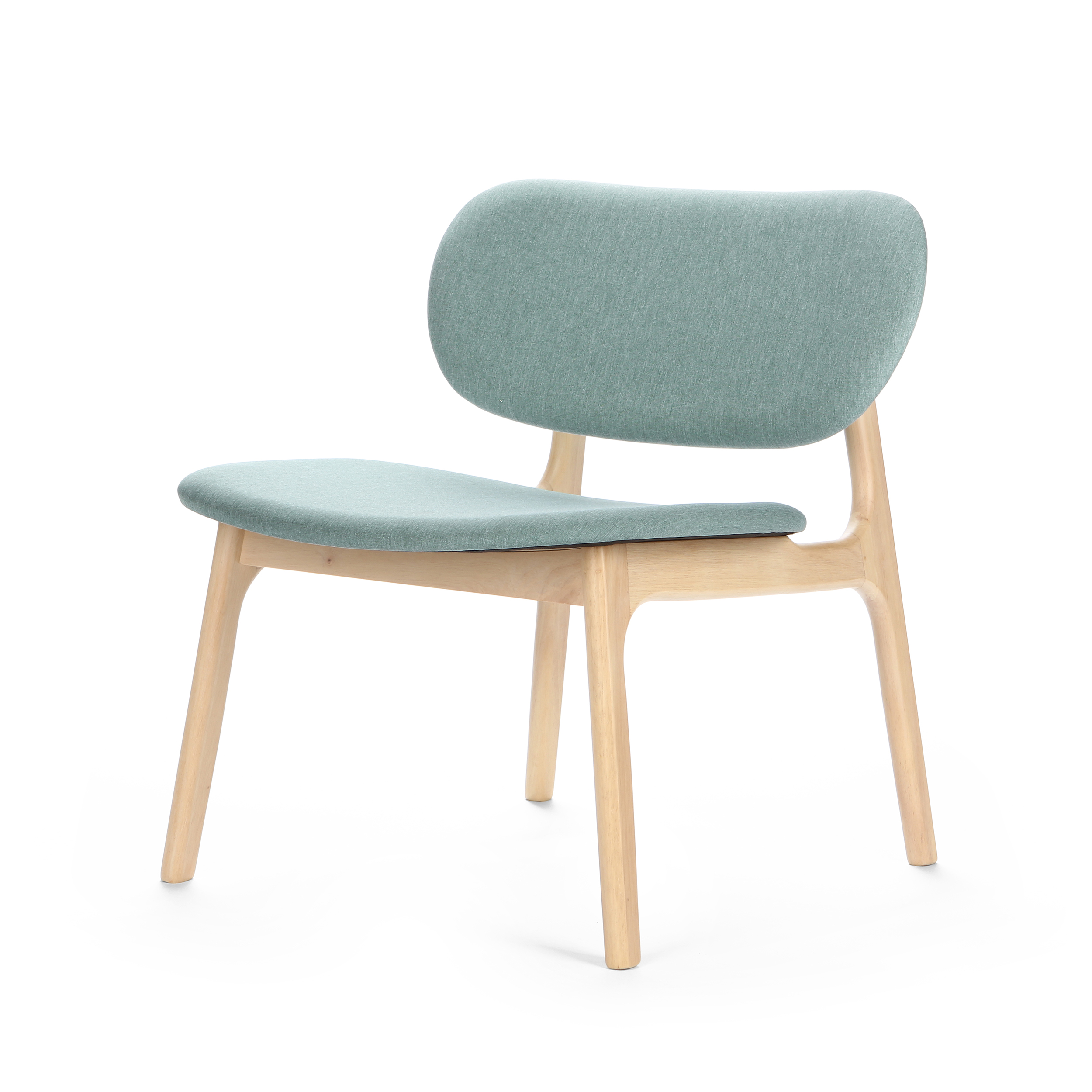 Кресло SandyИнтерьерные<br>Кресло Sandy — это родственник одноименного стула, выполненного в тех же материалах. Широкое сиденье, благодаря которому кресло похоже на скамью, обладает вогнутой формой. Это и отличает модель кресла от классических скамеек, что сделает ваш отдых на нем приятным и расслабляющим. <br> <br> Кресло можно поставить в гостиной, спальной комнате или в коридоре. Обивка светло-голубого цвета, а также каркас из светлой древесины прекрасно подойдут для создания интерьера в скандинавском стиле. Такое сочет...<br><br>stock: 4<br>Высота: 77,5<br>Высота сиденья: 43<br>Ширина: 66,5<br>Глубина: 59<br>Цвет ножек: Белый<br>Наполнитель: Пена<br>Материал ножек: Массив каучукового дерева<br>Материал обивки: Полиэстер<br>Тип материала обивки: Ткань<br>Тип материала ножек: Дерево<br>Цвет обивки: Бирюзовый