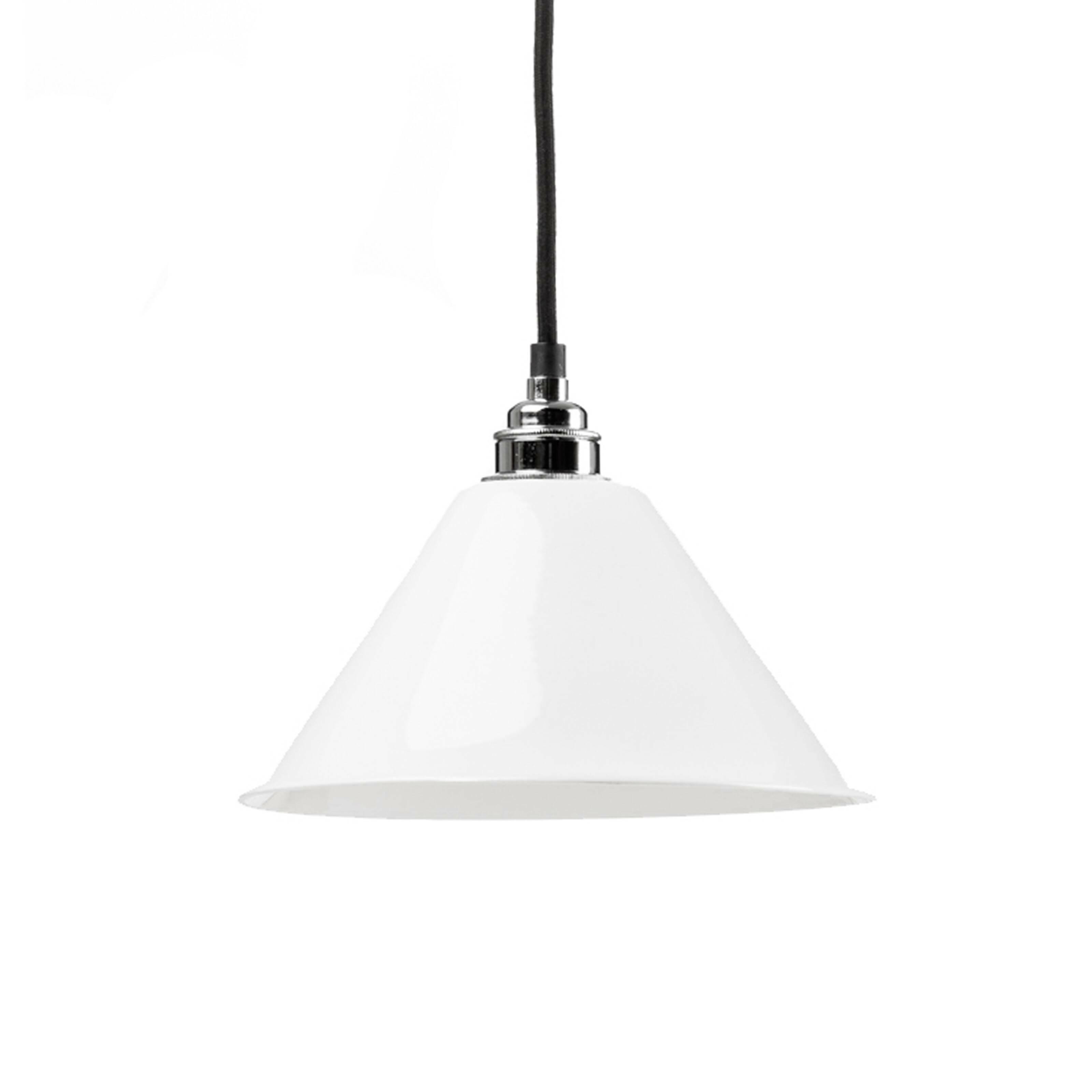 Подвесной светильник Task керамическийПодвесные<br>Подвесной светильник Task керамический — это классический подвесной британский светильник из фарфора цвета слоновой кости. Он прекрасно обеспечивает зонированное освещение именно там, где это необходимо.<br><br><br><br> Подвесные светильники Task от Original BTC удобны, обладают элегантностью и доступной ценой. Строгая классика консервативных линий и форм мгновенно сделала их неотъемлемыми элементами шикарных интерьеров. Нередко в коллекциях BTC угадываются черты концептуального дизайна 1940-х ...<br><br>stock: 2<br>Высота: 16<br>Ширина: 22,5<br>Материал абажура: Керамика<br>Материал арматуры: Металл<br>Мощность лампы: 60<br>Ламп в комплекте: Нет<br>Напряжение: 220<br>Тип лампы/цоколь: E27<br>Цвет абажура: Белый