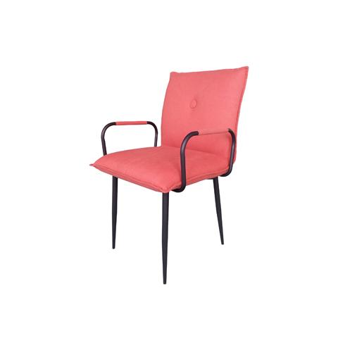 Кресло Дуакс (DA-2359HQ/Ans 12-9)Интерьерные<br>ROOMERS – это особенная коллекция, воплощение всего самого лучшего, модного и новаторского в мире дизайнерской мебели, предметов декора и стильных аксессуаров. Интерьерные решения от ROOMERS – всегда актуальны, более того, они - на острие моды. Коллекции ROOMERS тщательно отбираются и обновляются дважды в год специально для вас.<br><br>stock: 7<br>Высота: 85<br>Ширина: 55<br>Материал: каркас металл, обивка коттон<br>Цвет: Ans 12-9 Vintage cotton Red<br>Длина: 52<br>Длина: 52<br>Ширина: 55<br>Высота: 85