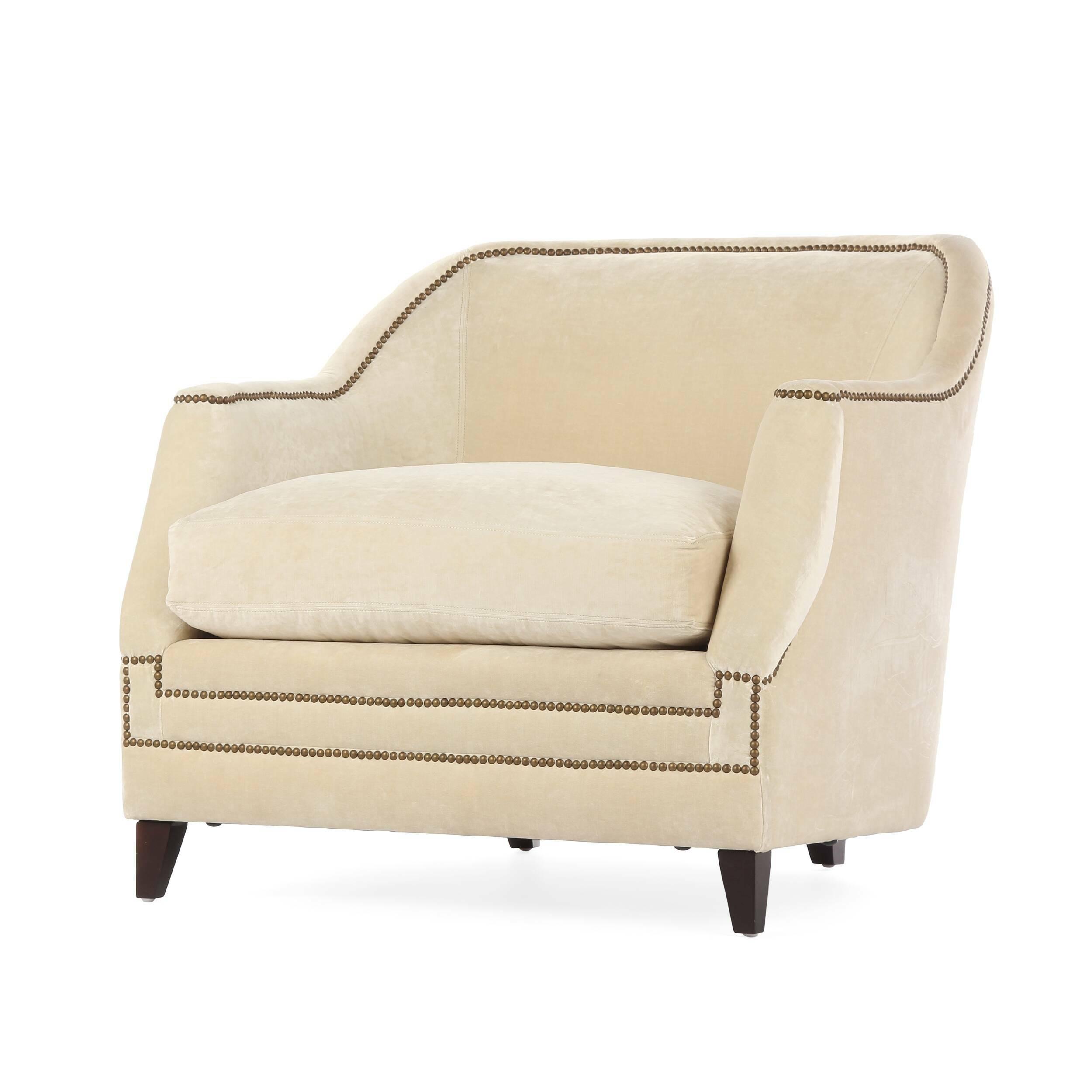 Кресло AspenИнтерьерные<br>Дизайнерское Светлое мягкое удобное кресло Aspen (Аспен) от Cosmo (Космо).<br><br><br> Кресло Aspen сочетает в себе классическую форму с яркими современными чертами. Кресло отличается привлекательным контрастом темного и светлого цветов. По всему периметру кресла проходит красивая строчка, которая служит ему ненавязчивым и оригинальным украшением. На выбор имеются два варианта кресла — голубого и светло-бежевого цвета. Оба оттенка очень легкие и приятные. Необычные подлокотники кресла Aspen также...<br><br>stock: 3<br>Высота: 89<br>Высота сиденья: 56<br>Ширина: 99<br>Глубина: 96.5<br>Цвет ножек: Темно-коричневый<br>Материал ножек: Массив березы<br>Материал обивки: Вискоза, Полиэстер<br>Тип материала обивки: Ткань<br>Тип материала ножек: Дерево<br>Цвет обивки: Светло-бежевый