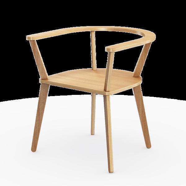 Стул EnkopingsИнтерьерные<br>Дизайнерский низкий минималистичный жесткий стул Enkopings (Энкопингс) из дерева на тонких ножках от Unika Moblar от Unika Moblar (Уника Моблар).<br>Стул Enkopings станет отличным решением для дома или офиса. <br>Минималистичный, но в тоже время удобный: на единый массив, образующий <br>подлокотники и поддерживающий спину, комфортно облокотиться или <br>поставить ноутбук. Это прочный, оригинальный и удобный стул. Настоящая <br>классика скандинавского дизайна, ведь комфорт — одна из ключевых его <br>соста...<br><br>stock: 0<br>Высота: 72<br>Ширина: 65<br>Глубина: 65<br>Материал каркаса: Фанера, шпон дуба<br>Тип материала каркаса: Дерево<br>Цвет каркаса: Дуб