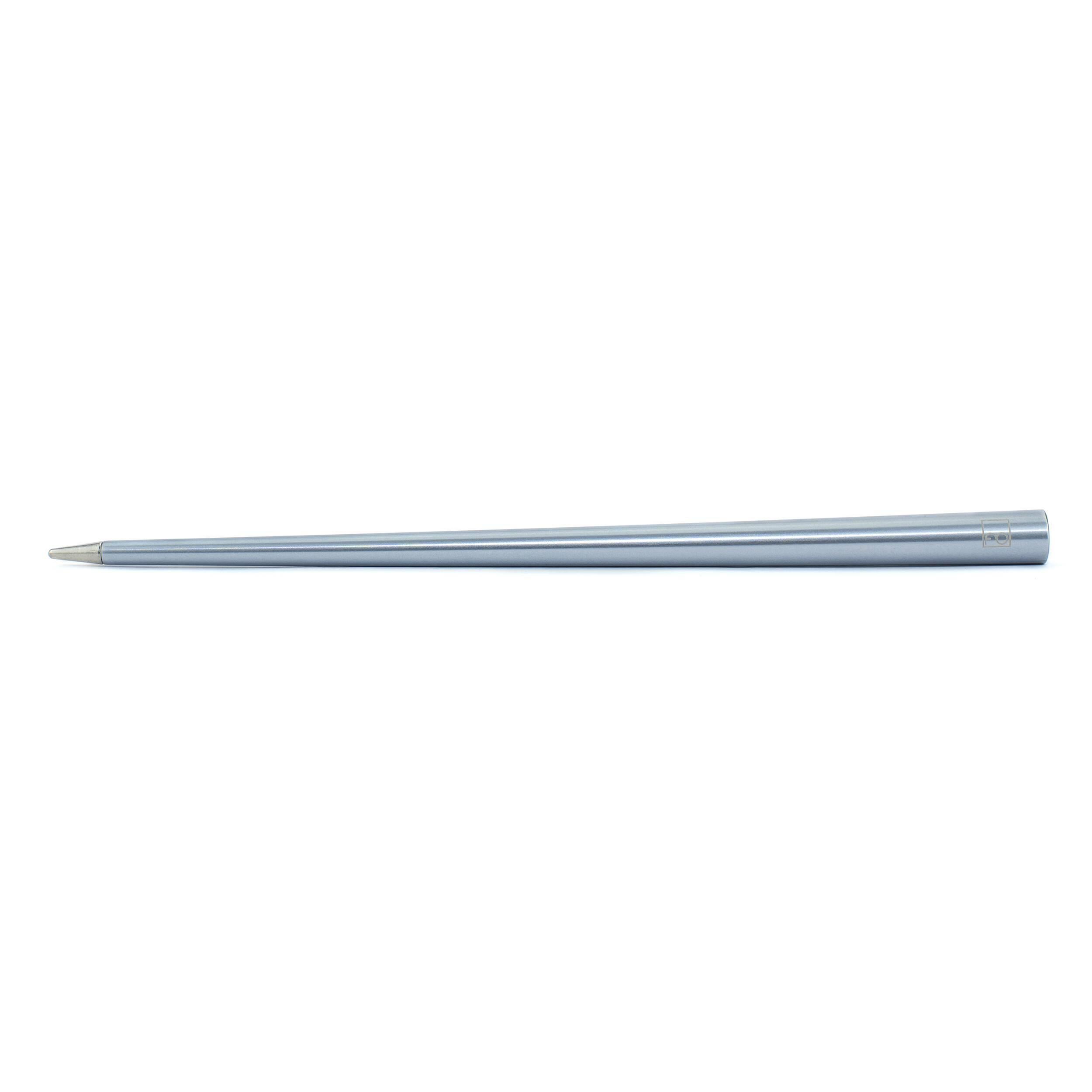 Вечный карандаш Napkin Forever PrimaРазное<br>Вечный карандаш Napkin Forever Prima. Цельный  корпус из анодированного алюминия. <br><br><br> Идея создания вечного карандаша уходит своими корнями в прошлое и обращает наши взоры в будущее. В Средние века, задолго до изобретения карандаша, художники пользовались металлическими наконечниками для рисования на специально подготовленной и обработанной бумаге. Эта техника была известна как Silverpoint. Техника Silverpoint использовалась множеством известных художников, в том числе Леонардо да Винч...<br><br>stock: 0<br>Материал: Металл<br>Цвет: Голубой<br>Диаметр: 1<br>Длина: 18