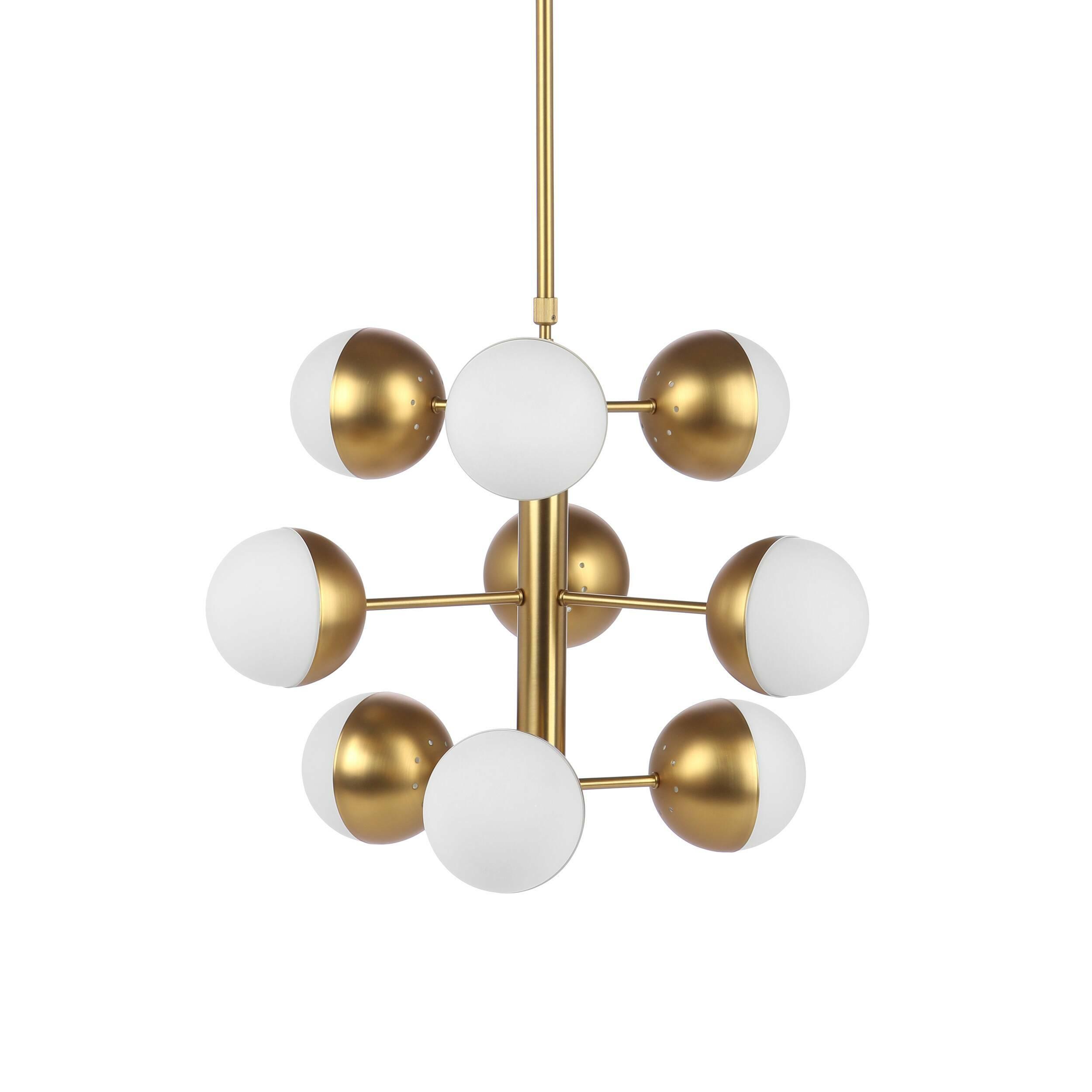 Потолочный светильник Italian Globe 9 ламп