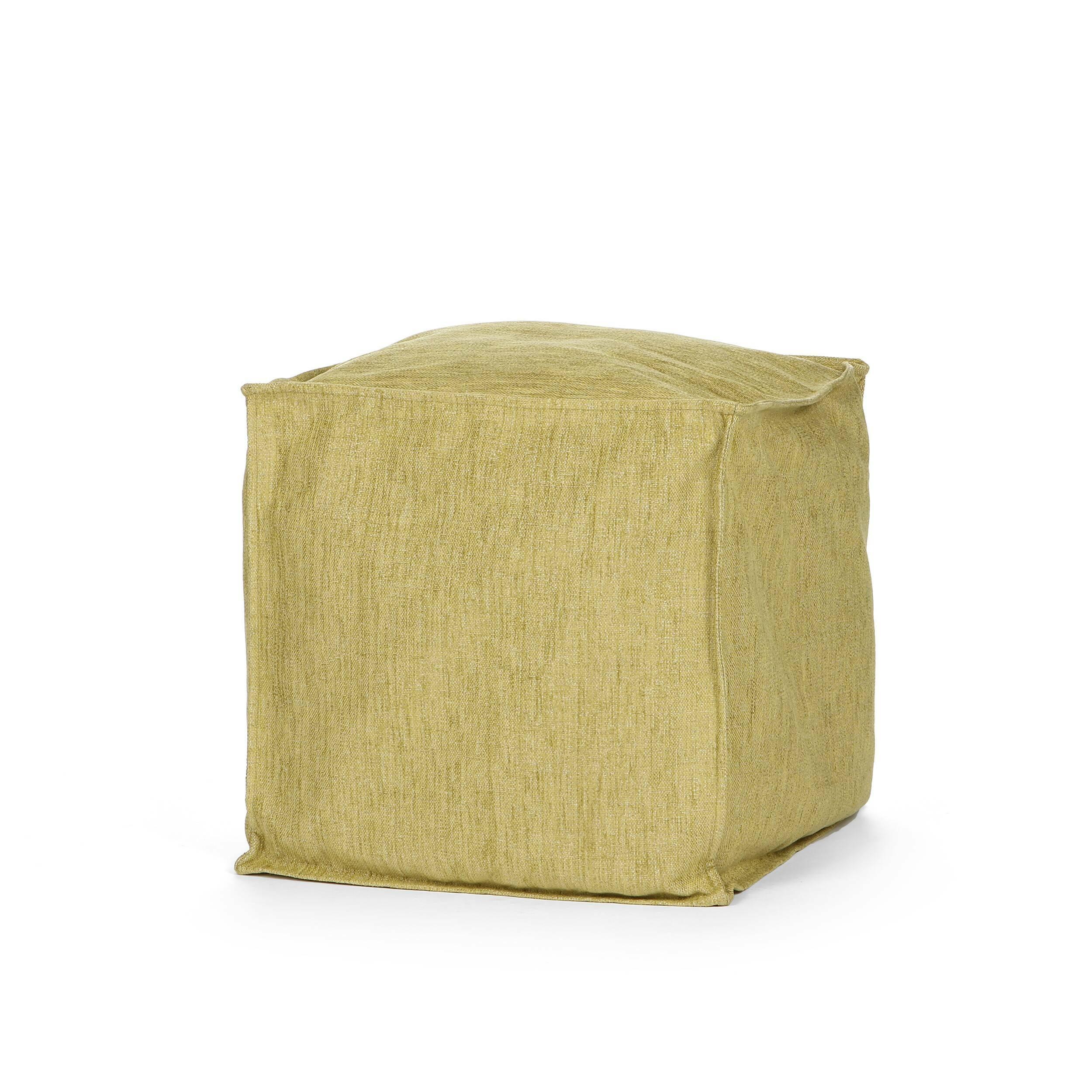 Пуф Fatty 45x45Пуфы и оттоманки<br>Дизайнерский пуф Fatty 45х45 представляет собой мягкий уютный куб, который может отлично вписаться как в домашний интерьер, так и в интерьер современного комфортного офиса или, например, модной гостиной. Пуфик замечательно справляется со своей главной задачей — дополнять интерьер теплом и уютом, а также помогать вам расслабиться во время обеденного или вечернего отдыха.<br><br><br> Отличным плюсом данного пуфика является съемный чехол, благодаря чему пуфик легко чистить и приводить в идеальный...<br><br>stock: 1<br>Высота: 45<br>Ширина: 45<br>Глубина: 45<br>Цвет сидения: Желтый<br>Тип материала сидения: Ткань