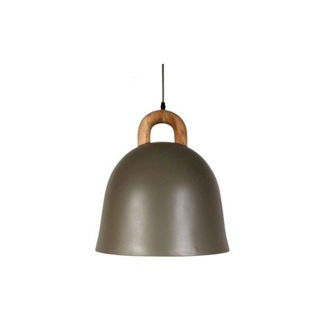 Светильник Тонга (Tonga Hanging Lamp)Подвесные<br>ROOMERS – это особенная коллекция, воплощение всего самого лучшего, модного и новаторского в мире дизайнерской мебели, предметов декора и стильных аксессуаров.<br><br>Интерьерные решения от ROOMERS в буквальном смысле не имеют границ. Мебель, предметы декора, светильники и аксессуары тщательно отбираются по всему миру – в последних коллекциях знаменитых дизайнеров и культовых брендов, среди искусных работ hand-made мастеров Европы и Юго-Восточной Азии во время большого и увлекательного путешествия,...<br><br>stock: 2<br>Высота: 45<br>Ширина: 42<br>Материал: массив тика, стекловолокно<br>Длина: 42