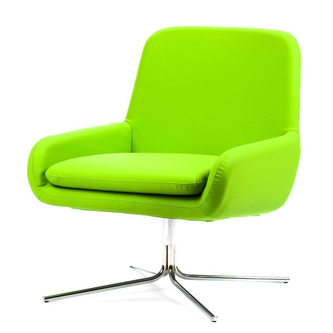 Кресло Coco SwivelИнтерьерные<br>Дизайнерское небольшое современное вращающееся кресло Coco Swivel (Коко Свивэл) из ткани на одной ножке от Softline (Софтлайн).<br><br>Кресло Coco Swivel — красивое и смелое кресло с минималистским, но очень динамичным дизайном. Это результат сотрудничества между Флеммингом Буском и Стефаном Б.Херцогом, датским коллективом дизайнеров, известными своими наградами в области дизайна мебели.<br><br><br><br> <br><br><br> Оригинальное кресло Coco Swivel от компании Softline — это выбор для активных и жизнерадостны...<br><br>stock: 0<br>Высота: 76<br>Высота сиденья: 40<br>Ширина: 65<br>Глубина: 73<br>Цвет ножек: Хром<br>Материал обивки: Полиэстер<br>Коллекция ткани: Valencia<br>Тип материала ножек: Металл<br>Цвет обивки: Лайм