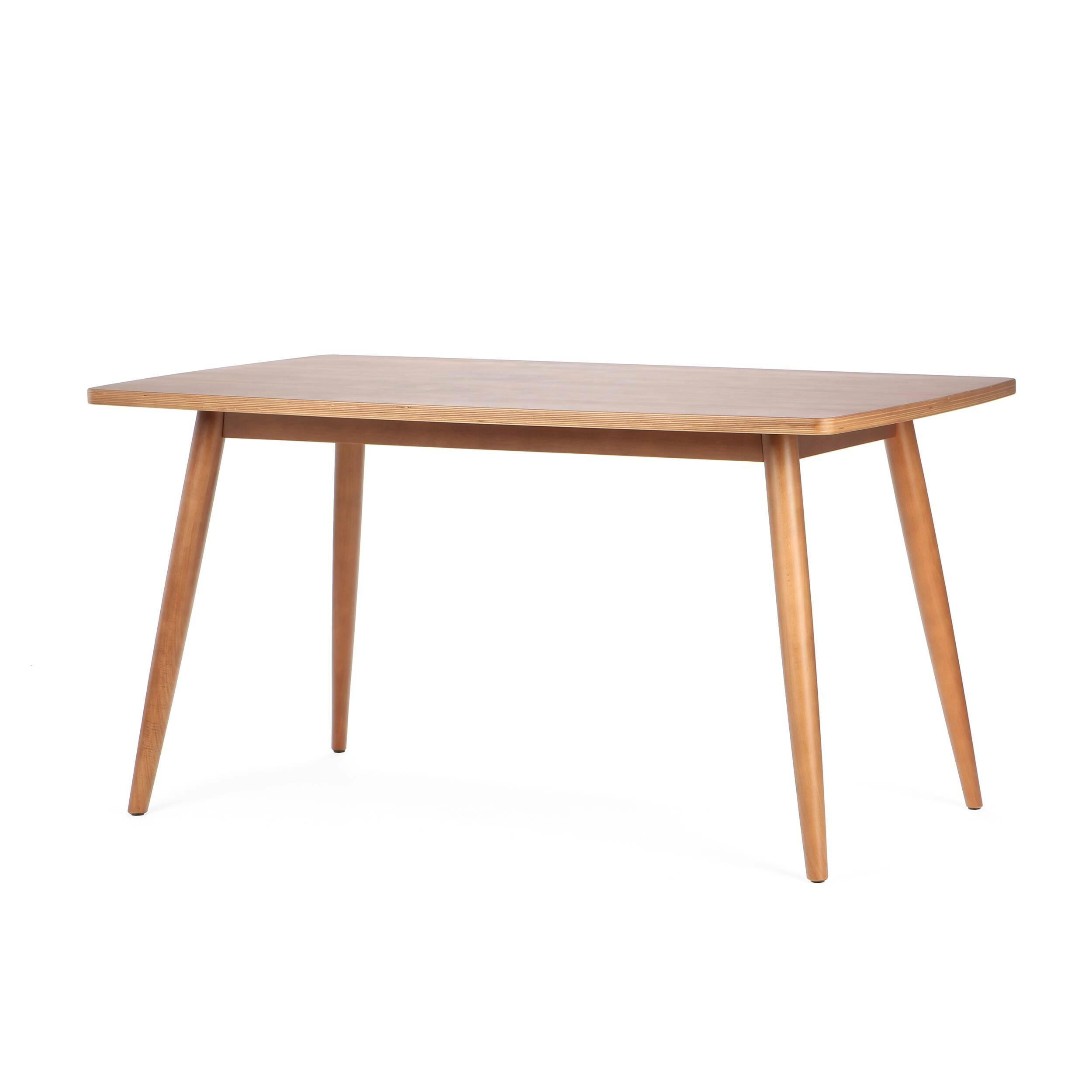 Обеденный стол Komoro купить в интернет-магазине дизайнерской мебели Cosmorelax.Ru
