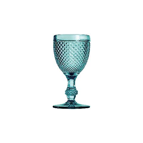Бокал (AB10/003043173004)Посуда<br>Фабрика VISTA ALEGRE с 1824 года изготавливает изделия из цветного стекла , смешивая песок и натуральные пигменты. Стеклянные изделия создают ручным способом путем заливания в пресс-формы жидкого стекла. Уникальные цвета и узоры на изделиях позволяют использовать их в любых интерьерных стилях, будь то Шебби шик, арт деко, богемный шик, винтаж или современный стиль.<br><br>stock: 5<br>Материал: Стекло<br>Цвет: Mint Green<br>Объем: 280<br>Объем: (51:94490025907a102b11e55de44d08e3c0)