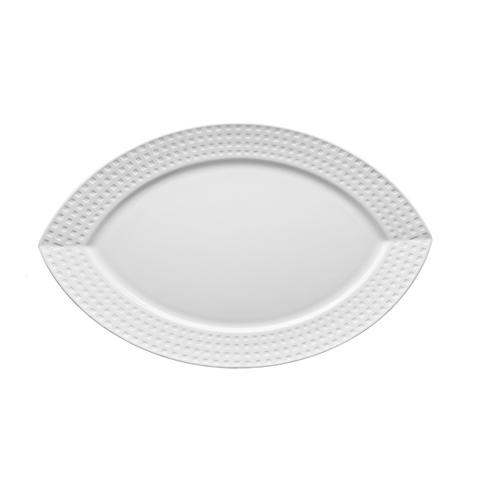 Купить Блюдо овальное (S0460/52437), Chef & Sommelier, White, Фарфор