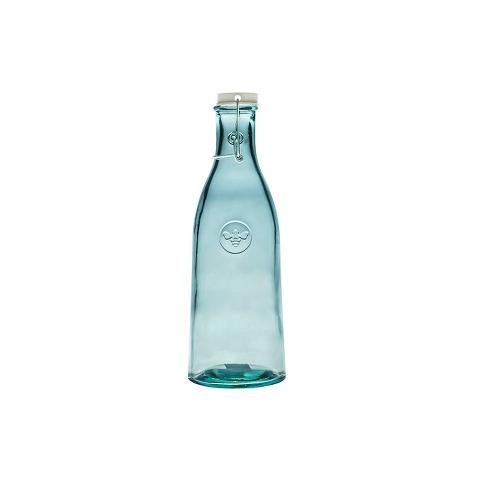 Бутыль (5422)Посуда<br>San Miguel (Испания) – это мощнейшая компания, которая занимается производством очень качественной и оригинальной продукции из переработанного стекла. Vidrios San Miguel известный бренд во всем мире. В наши дни, Vidrios San Miguel имеет более чем 25 000 торговых точек.  Vidrios San Miguel занимается производством стеклянных изделий: посуда, бутылки, вазы, сувениры, украшения и многое другое. Основной экспорт происходит в страны: западной и восточной Европы, Америки, Азии и Африки.<br><br>stock: 260<br>Материал: Стекло<br>Цвет: Clear<br>Объем: 950<br>Объем: (51:94490025907a102b11e55de731a4d423)