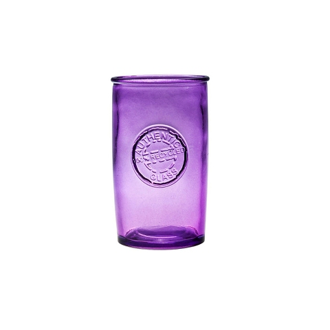 Стакан  (2177DB21)Посуда<br>San Miguel (Испания) – это мощнейшая компания, которая занимается производством очень качественной и оригинальной продукции из переработанного стекла. Vidrios San Miguel известный бренд во всем мире. В наши дни, Vidrios San Miguel имеет более чем 25 000 торговых точек.  Vidrios San Miguel занимается производством стеклянных изделий: посуда, бутылки, вазы, сувениры, украшения и многое другое. Основной экспорт происходит в страны: западной и восточной Европы, Америки, Азии и Африки.<br><br>stock: 129<br>Материал: Стекло<br>Цвет: lavender<br>Объем: 400<br>Объем: (51:94490025907a102b11e55de45479420f)