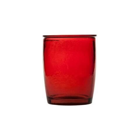 Стакан  (2210DB404)Посуда<br>San Miguel (Испания) – это мощнейшая компания, которая занимается производством очень качественной и оригинальной продукции из переработанного стекла. Vidrios San Miguel известный бренд во всем мире. В наши дни, Vidrios San Miguel имеет более чем 25 000 торговых точек.  Vidrios San Miguel занимается производством стеклянных изделий: посуда, бутылки, вазы, сувениры, украшения и многое другое. Основной экспорт происходит в страны: западной и восточной Европы, Америки, Азии и Африки.<br><br>stock: 326<br>Материал: Стекло<br>Цвет: Red<br>Объем: 430<br>Объем: (51:94490025907a102b11e55de46c0c7584)