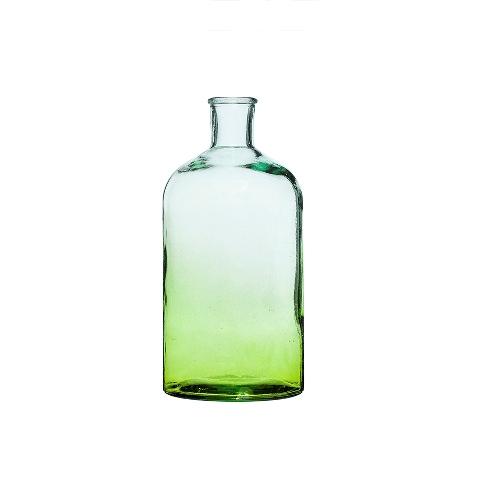 Бутыль (5712C236)Посуда<br>San Miguel (Испания) – это мощнейшая компания, которая занимается производством очень качественной и оригинальной продукции из переработанного стекла. Vidrios San Miguel известный бренд во всем мире. В наши дни, Vidrios San Miguel имеет более чем 25 000 торговых точек.  Vidrios San Miguel занимается производством стеклянных изделий: посуда, бутылки, вазы, сувениры, украшения и многое другое. Основной экспорт происходит в страны: западной и восточной Европы, Америки, Азии и Африки.<br><br>stock: 11<br>Высота: 22<br>Ширина: 11<br>Материал: Стекло<br>Цвет: Green<br>Длина: 11<br>Объем: (51:94600025907a102b11e5bfc185447744)<br>Длина: 11<br>Ширина: 11<br>Высота: 22