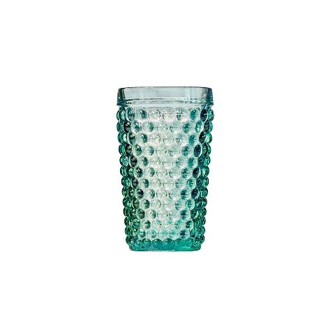 Стакан (ACN21/000885273006)Посуда<br>Фабрика VISTA ALEGRE с 1824 года изготавливает изделия из цветного стекла , смешивая песок и натуральные пигменты. Стеклянные изделия создают ручным способом путем заливания в пресс-формы жидкого стекла. Уникальные цвета и узоры на изделиях позволяют использовать их в любых интерьерных стилях, будь то Шебби шик, арт деко, богемный шик, винтаж или современный стиль.<br><br>stock: 112<br>Материал: Стекло<br>Цвет: Mint<br>Объем: 460<br>Объем: (51:94490025907a102b11e55deb985c97d8)