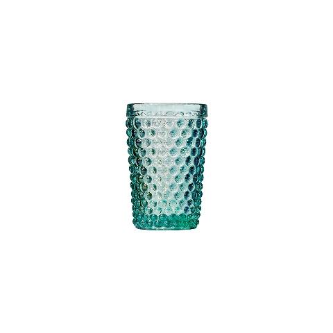 Стакан (ACN21/000885373006)Посуда<br>Фабрика VISTA ALEGRE с 1824 года изготавливает изделия из цветного стекла , смешивая песок и натуральные пигменты. Стеклянные изделия создают ручным способом путем заливания в пресс-формы жидкого стекла. Уникальные цвета и узоры на изделиях позволяют использовать их в любых интерьерных стилях, будь то Шебби шик, арт деко, богемный шик, винтаж или современный стиль.<br><br>stock: 203<br>Материал: Стекло<br>Цвет: Mint<br>Объем: 300<br>Объем: (51:94490025907a102b11e55de4452351d4)