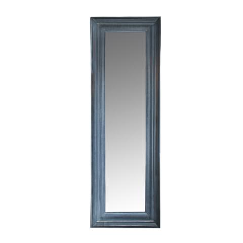 Купить Зеркало Капри (DTR2113), Restoration Hardware, blacken oak, массив дуба, стекло