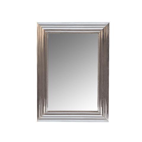 Зеркало Дефендер (DTR2116)Настенные<br>Амальгама зеркала выполнена из натурального серебра, что создает эффект благородной старины.<br><br>stock: 9<br>Высота: 81<br>Ширина: 4<br>Материал: металл, зеркало<br>Цвет: chrom<br>Длина: 56<br>Ширина: 4<br>Высота: 81<br>Длина: 56