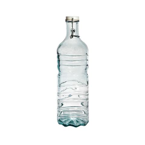 Бутыль (5727)Посуда<br>San Miguel (Испания) – это мощнейшая компания, которая занимается производством очень качественной и оригинальной продукции из переработанного стекла. Vidrios San Miguel известный бренд во всем мире. В наши дни, Vidrios San Miguel имеет более чем 25 000 торговых точек. Vidrios San Miguel занимается производством стеклянных изделий: посуда, бутылки, вазы, сувениры, украшения и многое другое. Основной экспорт происходит в страны: западной и восточной Европы, Америки, Азии и Африки.<br><br>stock: 39<br>Высота: 33<br>Ширина: 10<br>Материал: Стекло<br>Цвет: Clear<br>Длина: 10<br>Ширина: 10<br>Высота: 33<br>Длина: 10