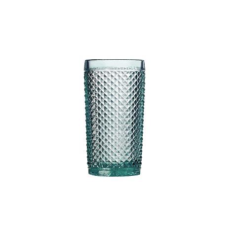 Стакан (AB21/003259273004)Посуда<br>Фабрика VISTA ALEGRE с 1824 года изготавливает изделия из цветного стекла , смешивая песок и натуральные пигменты. Стеклянные изделия создают ручным способом путем заливания в пресс-формы жидкого стекла. Уникальные цвета и узоры на изделиях позволяют использовать их в любых интерьерных стилях, будь то Шебби шик, арт деко, богемный шик, винтаж или современный стиль.<br><br>stock: 112<br>Материал: Стекло<br>Цвет: Mint Green<br>Объем: 330<br>Объем: (51:94490025907a102b11e55de44d08e3b2)