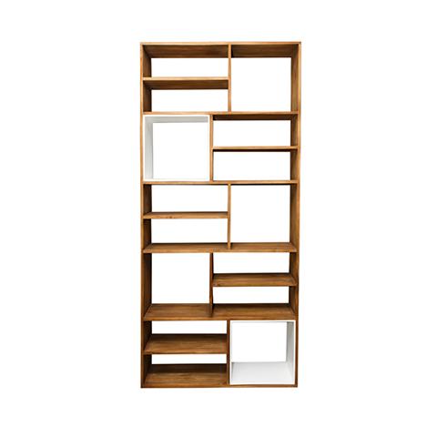 Стеллаж Хикару (Hikaru BookCase)Стеллажи<br>ROOMERS – это особенная коллекция, воплощение всего самого лучшего, модного и новаторского в мире дизайнерской мебели, предметов декора и стильных аксессуаров.<br><br>Интерьерные решения от ROOMERS в буквальном смысле не имеют границ. Мебель, предметы декора, светильники и аксессуары тщательно отбираются по всему миру – в последних коллекциях знаменитых дизайнеров и культовых брендов, среди искусных работ hand-made мастеров Европы и Юго-Восточной Азии во время большого и увлекательного путешествия,...<br><br>stock: 1<br>Высота: 218<br>Ширина: 30<br>Материал: массив тикового дерева<br>Длина: 100