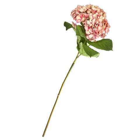 Гортензия (95233)Разное<br>SILK-KA - это известная Голландская компания, которая занимается производством искусственных цветов, фруктов и декоративных растений из шелка. Компания была создана благодаря безудержной страсти Patrick Oude Groeniger (директор и создатель SILK-KA) к цветам и фруктам. <br><br>Особое внимание создатель обратил на подлинное качество и безупречность искусственных цветов и фруктов. Всё создавалось с такой целью, чтобы трудно было отличить настоящее от искусственного. <br><br>Мастера компании активно работают...<br><br>stock: 13<br>Материал: Обработанная ткань, пластик<br>Цвет: Pink<br>Длина: 70