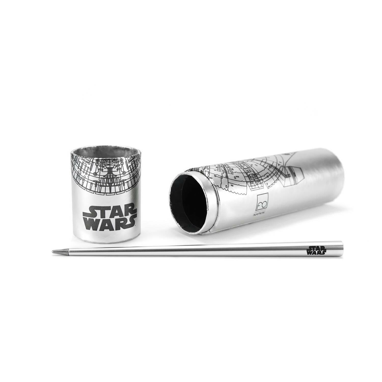 Вечный карандаш NAPKIN FOREVER PRIMA Star Wars Millennium Falcon - Серебристый вечный карандаш napkin forever prima star wars millennium falcon серебристый