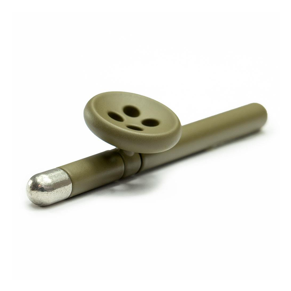 Вечный карандаш NAPKIN FOREVER BOUTONNIERE -  ОливковыйРазное<br><br><br>stock: 2<br>Материал: Металл<br>Цвет: Оливковый<br>Диаметр: 0,4<br>Длина: 6<br>Цвет дополнительный: Серебряный