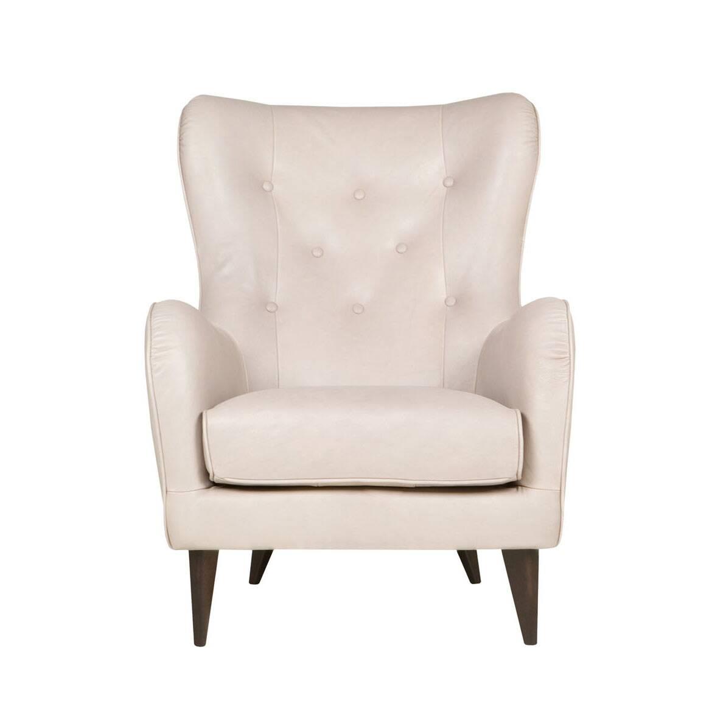 Кресло Pola кожаное sits кресло pola